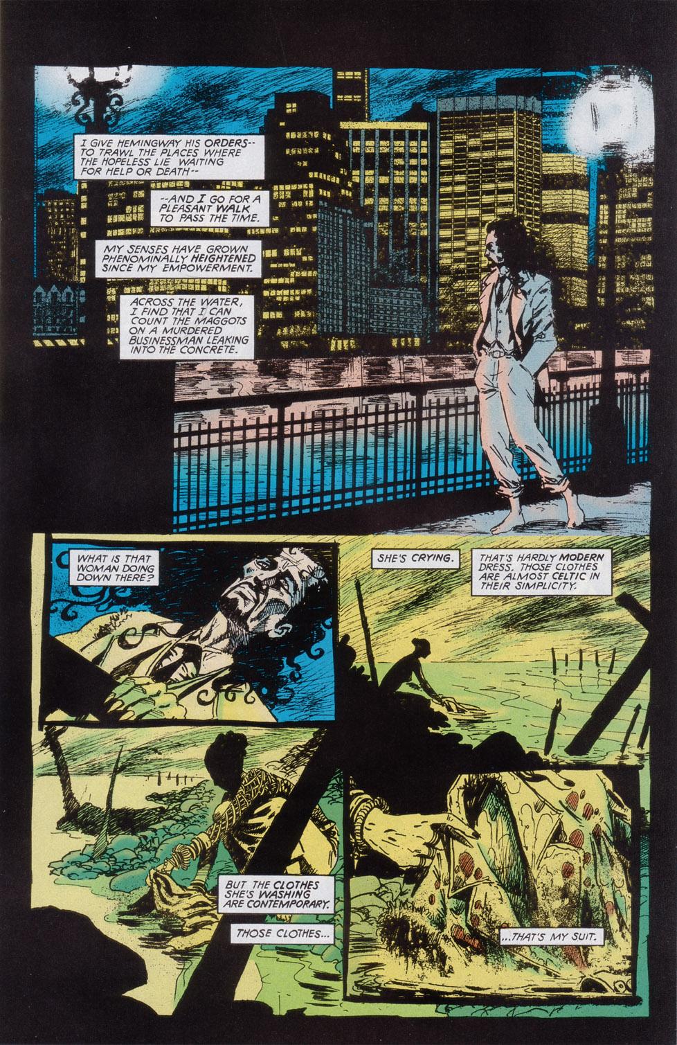 Read online Druid comic -  Issue #2 - 11
