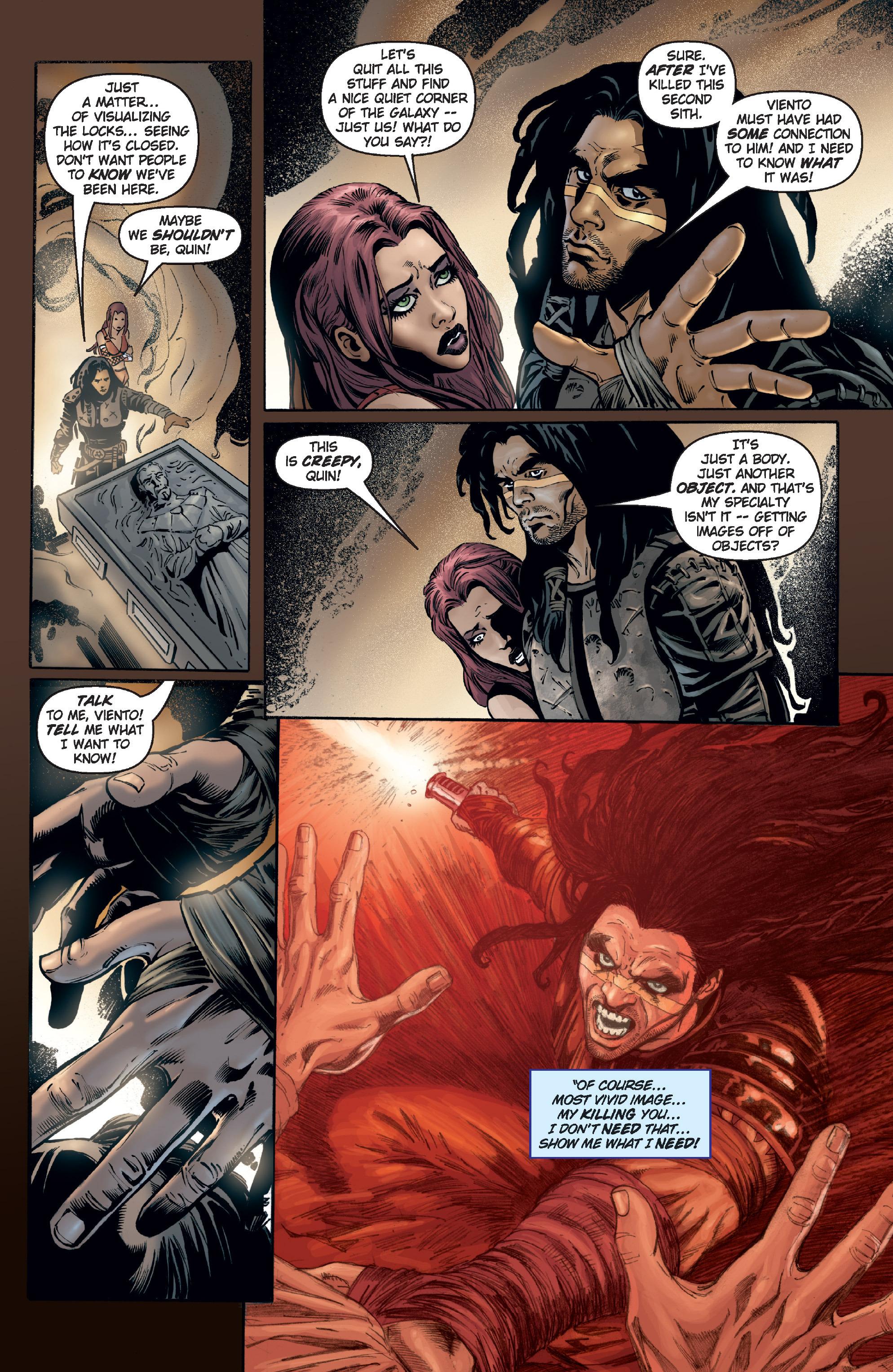 Read online Star Wars Omnibus comic -  Issue # Vol. 26 - 217