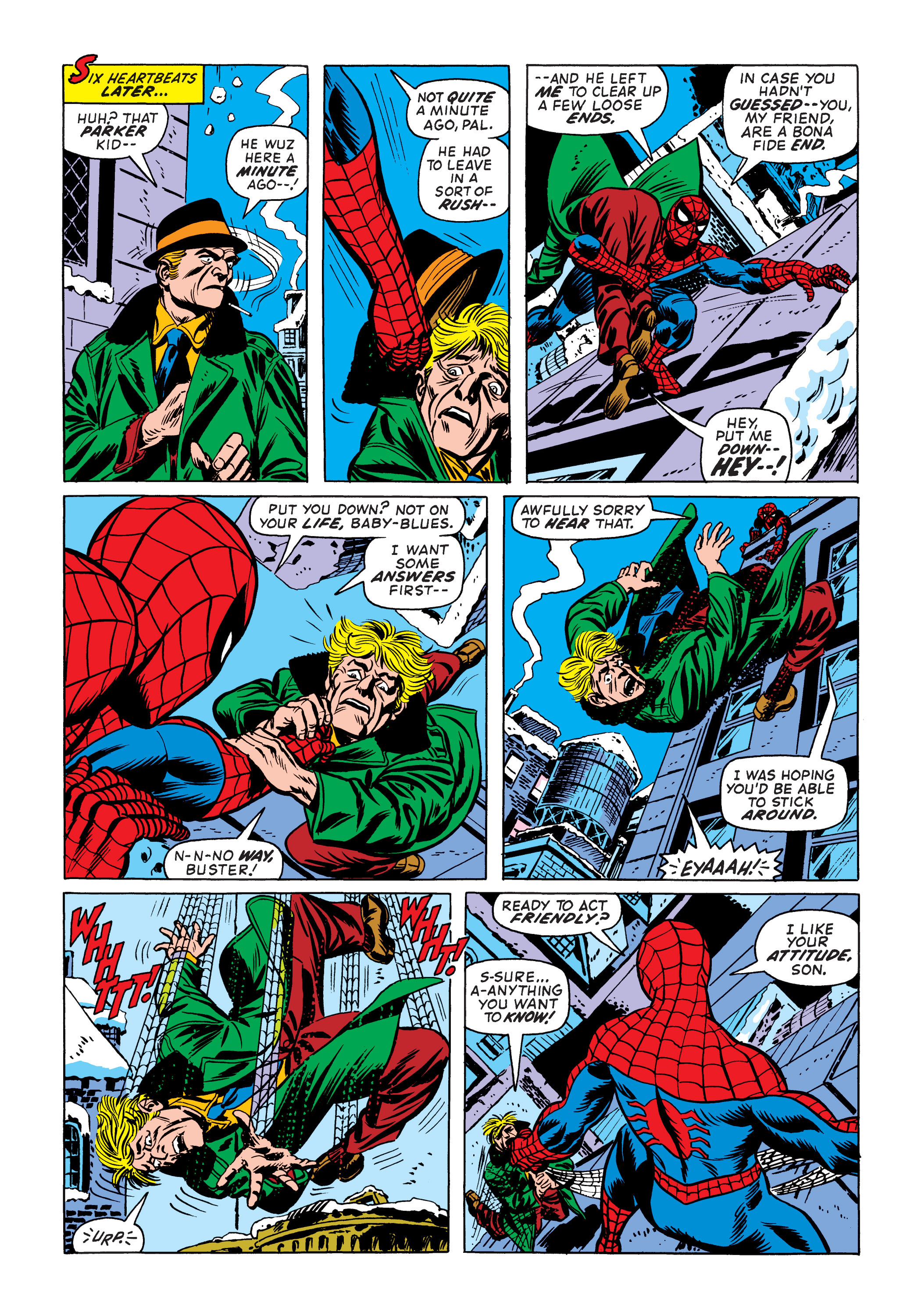 The Amazing Spider-Man (1963) 120 Page 7