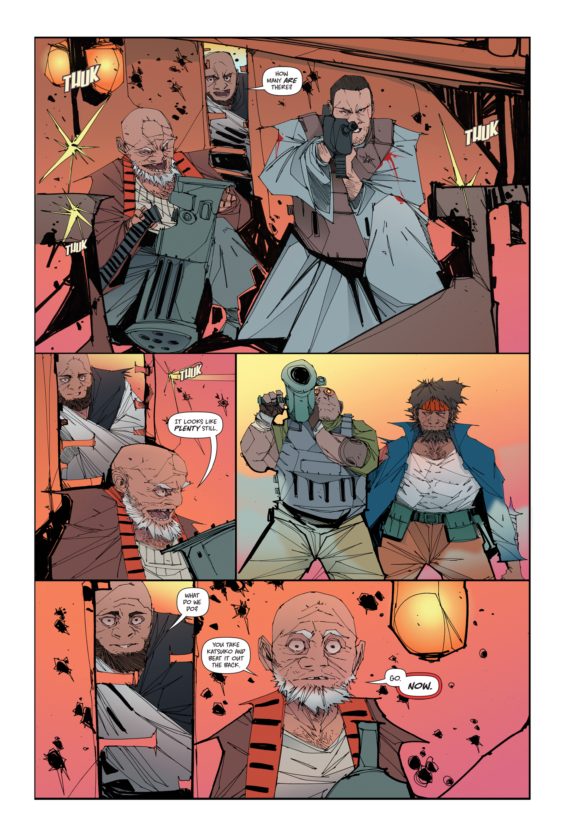 Read online Scrimshaw comic -  Issue #4 - 25