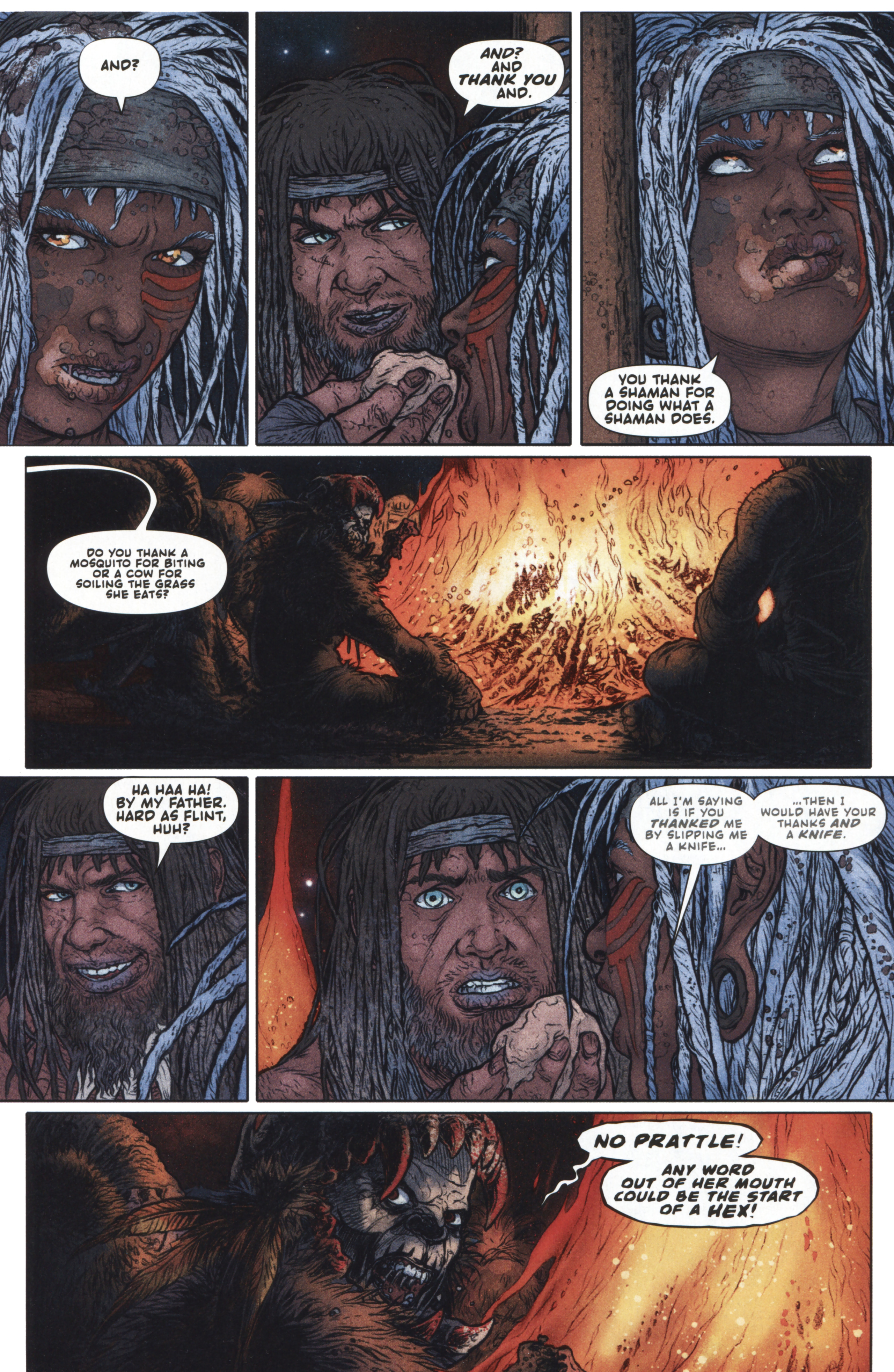 Read online Book of Death: Legends of the Geomancer comic -  Issue #1 - 11