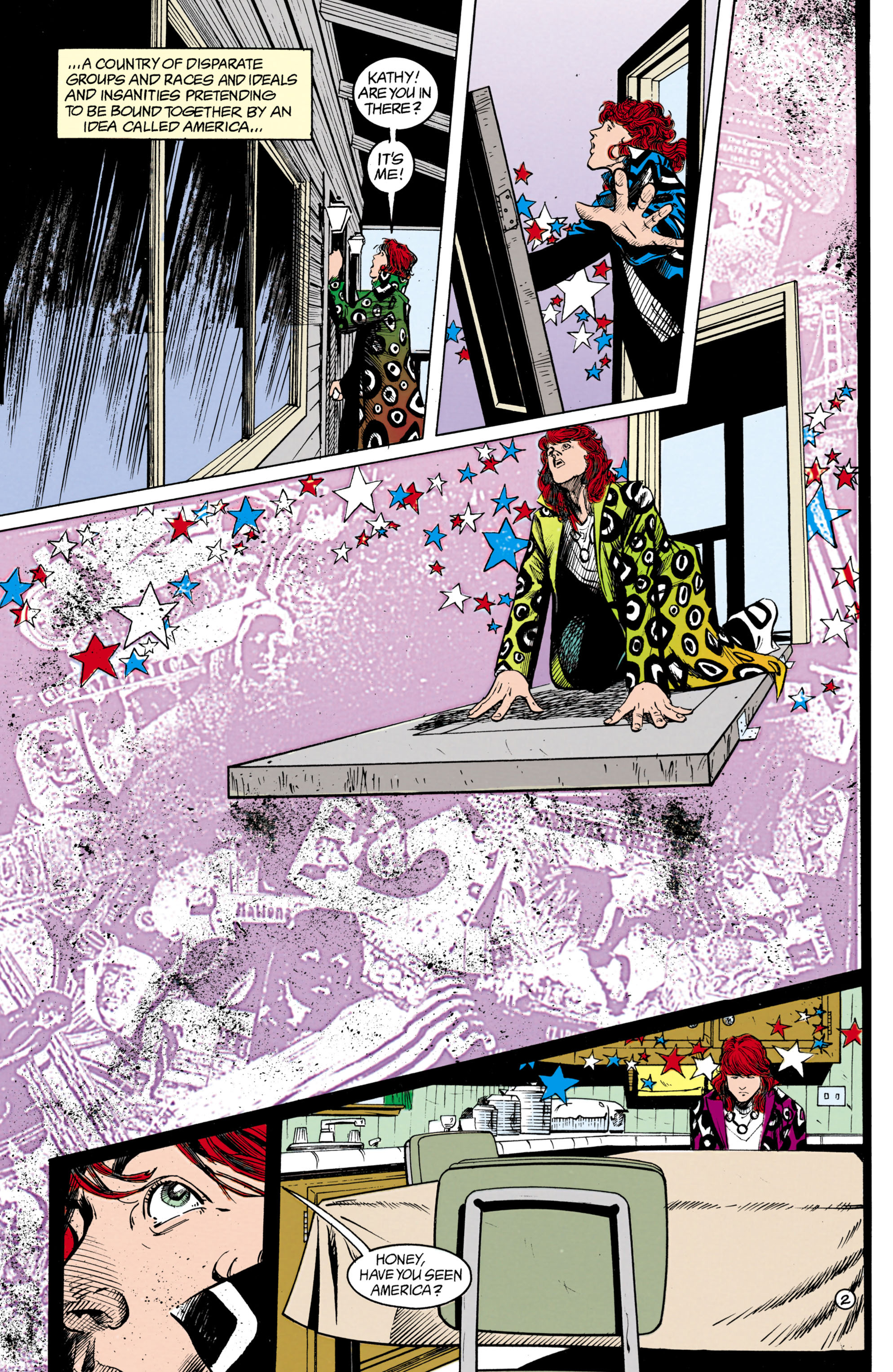 Read online Shade, the Changing Man comic -  Issue #18 - 3