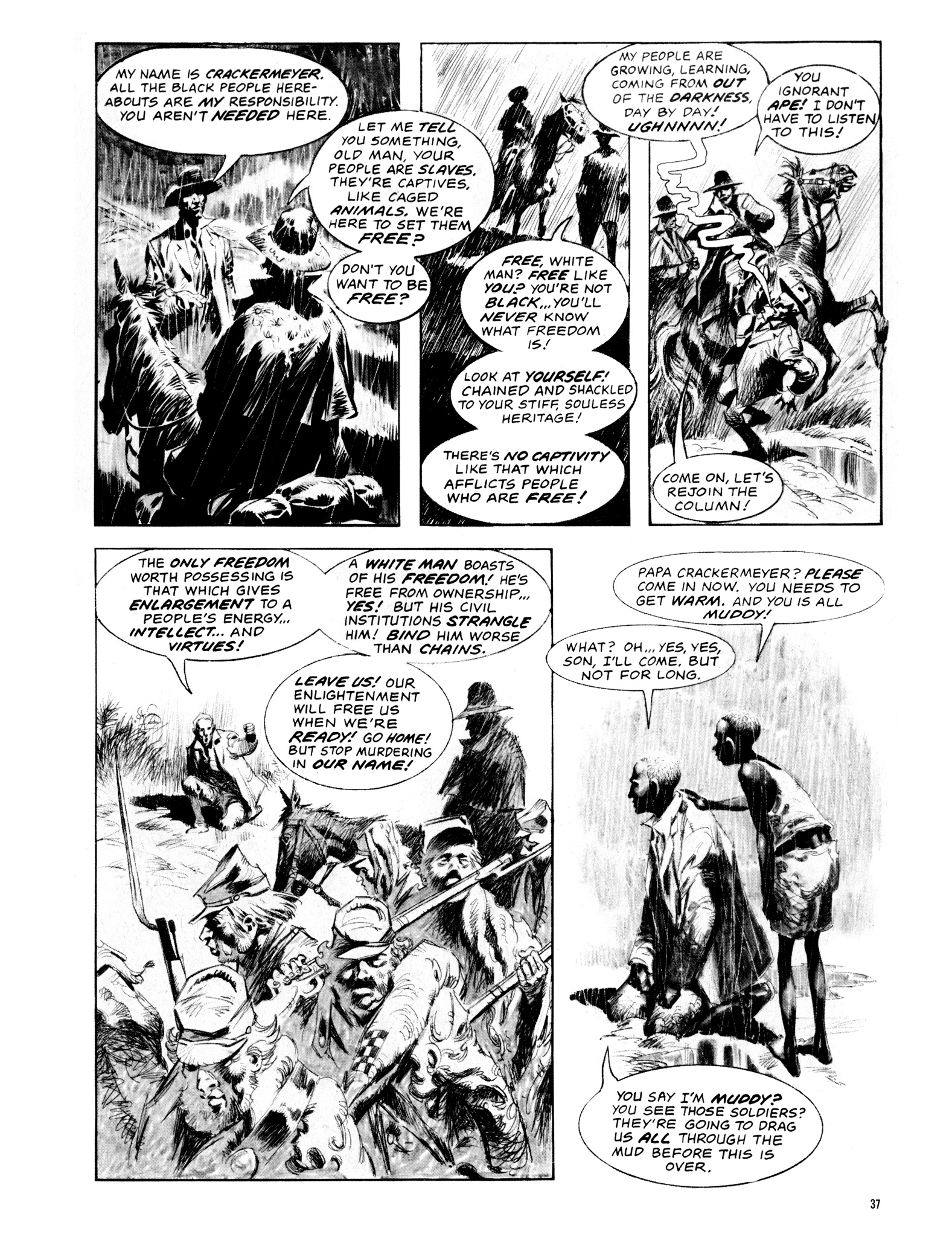 Read online Eerie Archives comic -  Issue # TPB 14 - 38