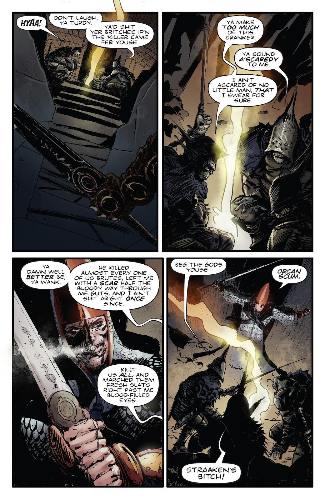 Read online Giantkillers One-Shot comic -  Issue # Full - 6