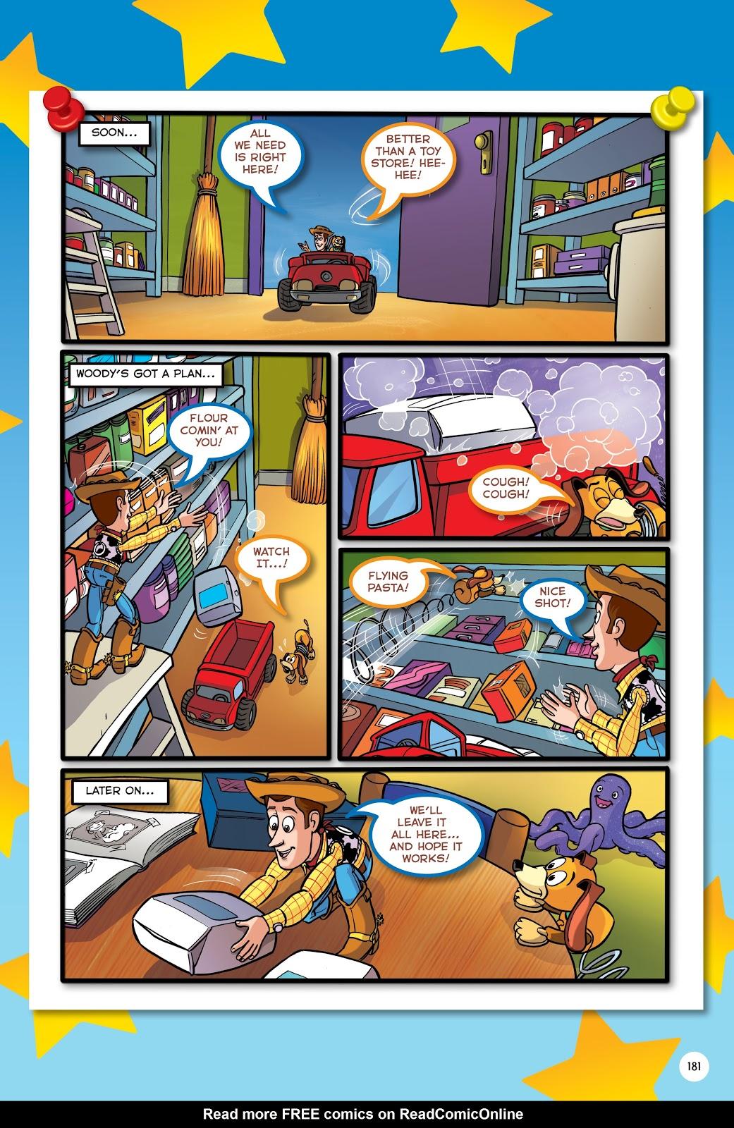 Read online DISNEY·PIXAR Toy Story Adventures comic -  Issue # TPB 1 (Part 2) - 81