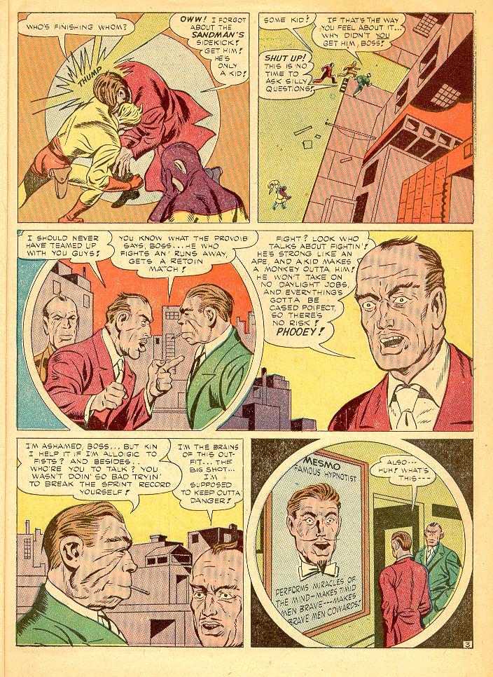 Read online Adventure Comics (1938) comic -  Issue #91 - 5