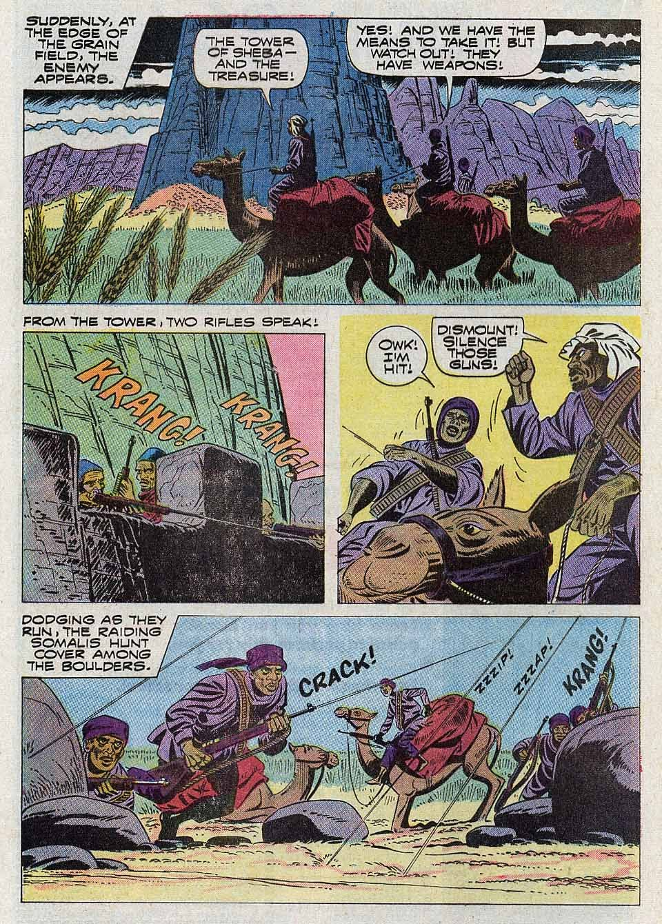 Tarzan (1962) issue 204 - Page 24