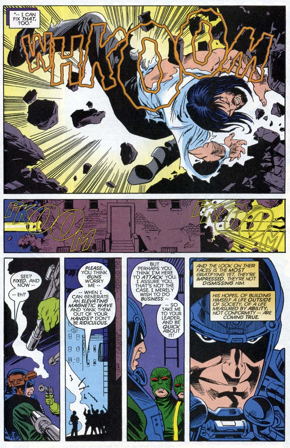 Thunderbolts: Distant Rumblings issue Full - Page 20