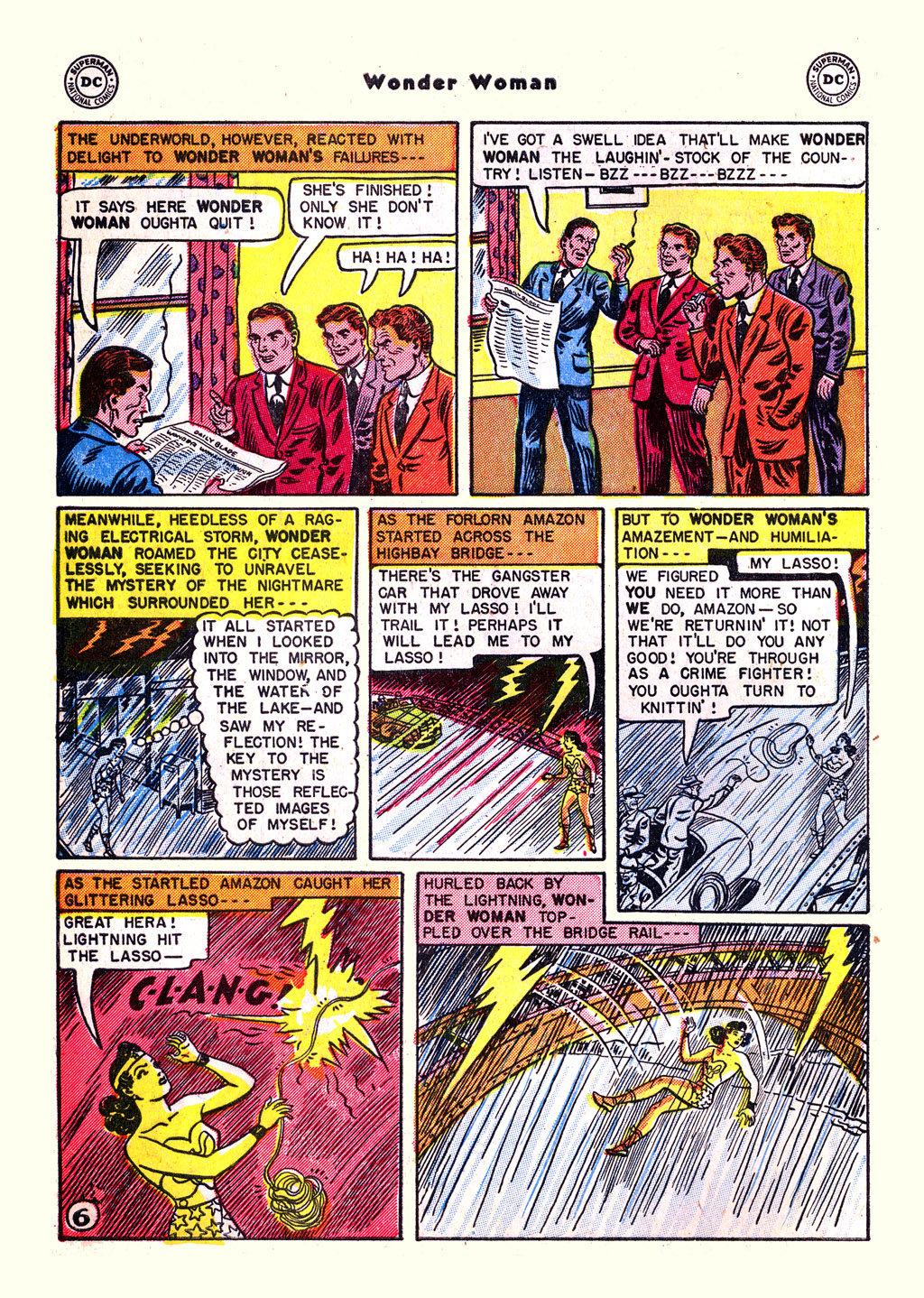 Read online Wonder Woman (1942) comic -  Issue #59 - 8