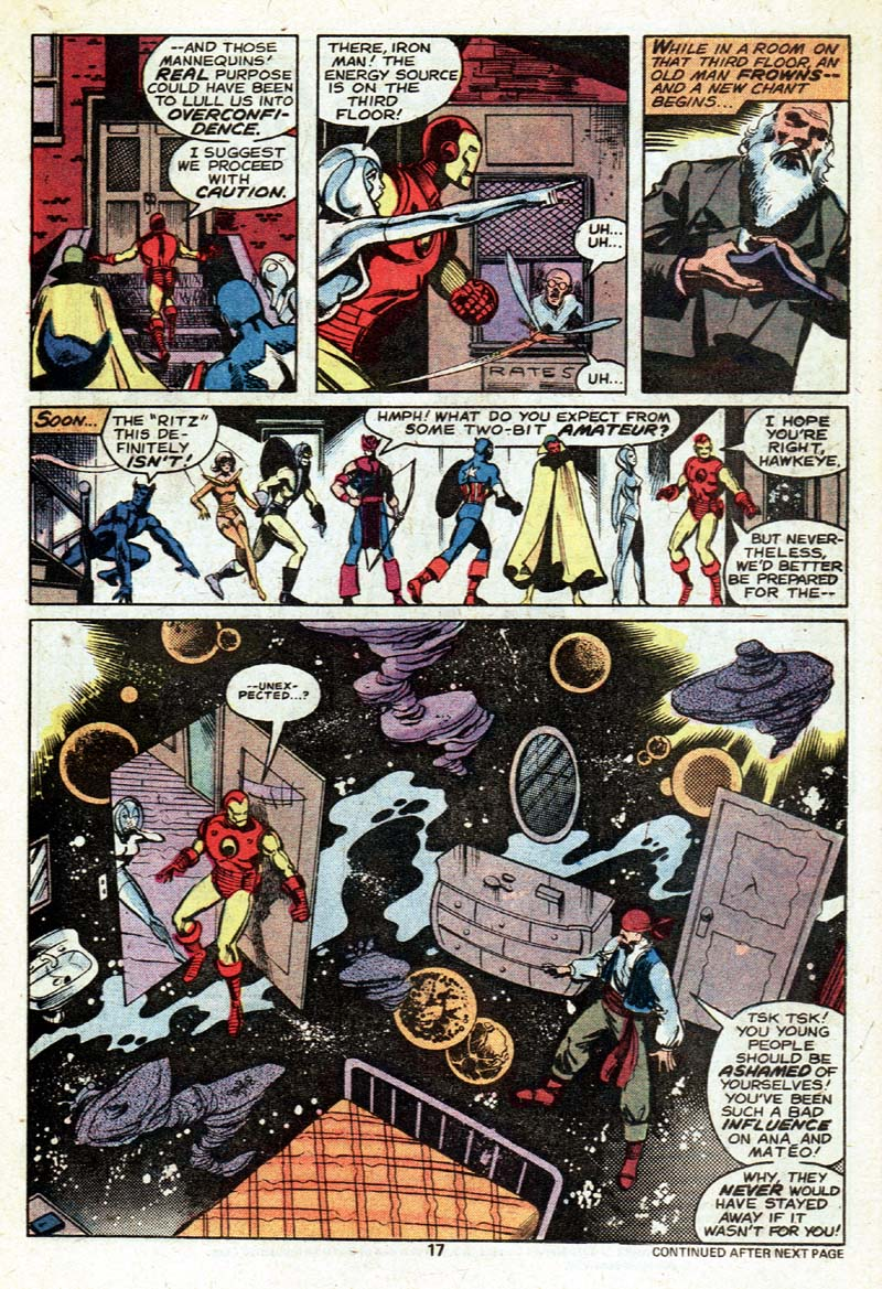 The Avengers (1963) 182 Page 11