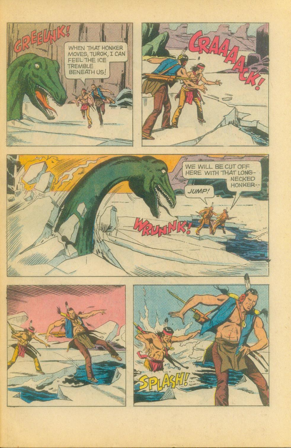Read online Turok, Son of Stone comic -  Issue #81 - 27