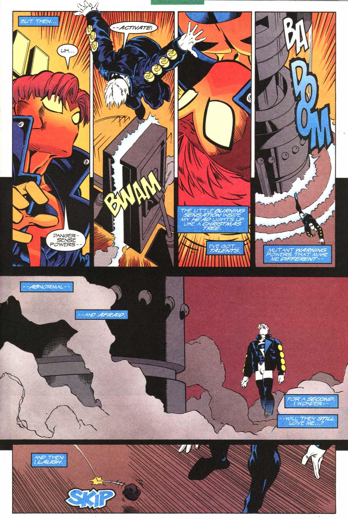 Read online Slingers comic -  Issue #11 - 17