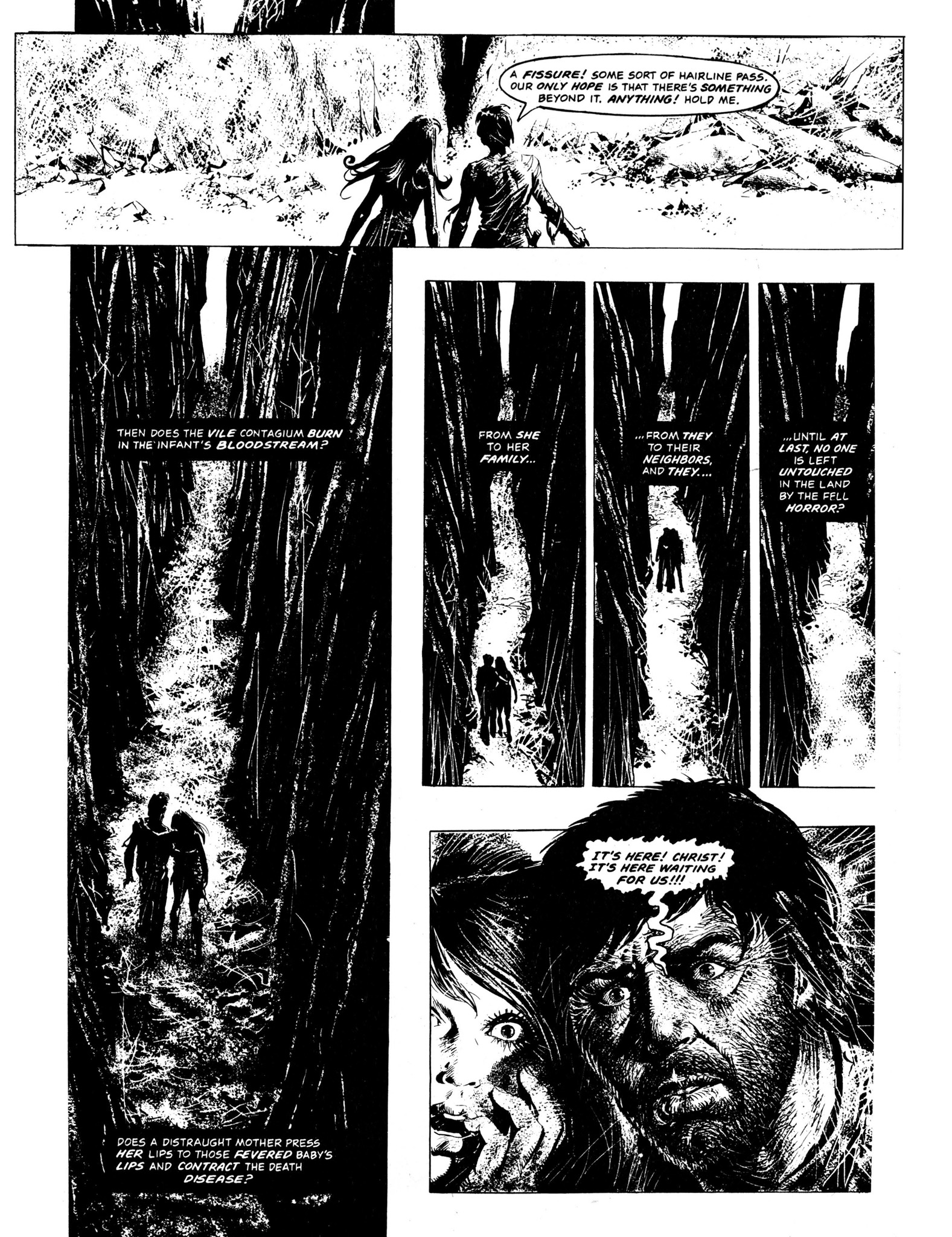 Read online Eerie Archives comic -  Issue # TPB 13 - 259