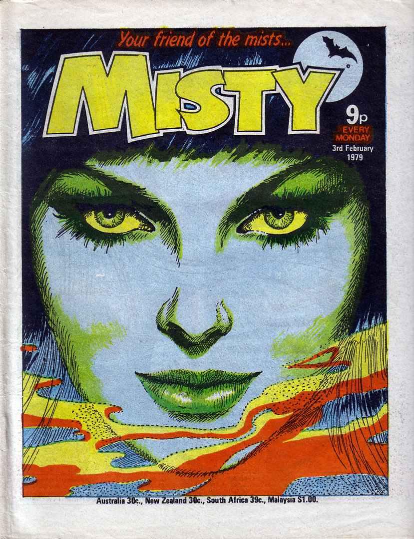 Misty 52 Page 1