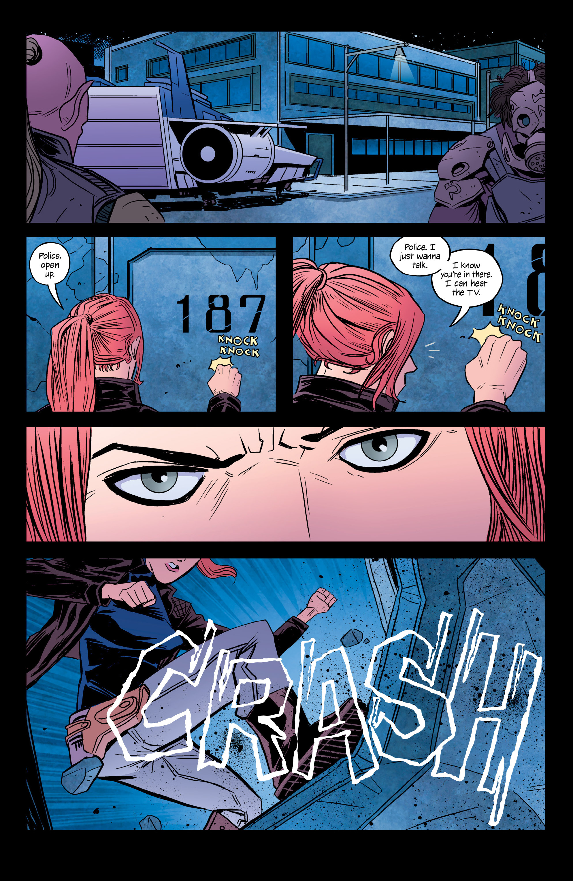 Read online Copperhead comic -  Issue #13 - 21
