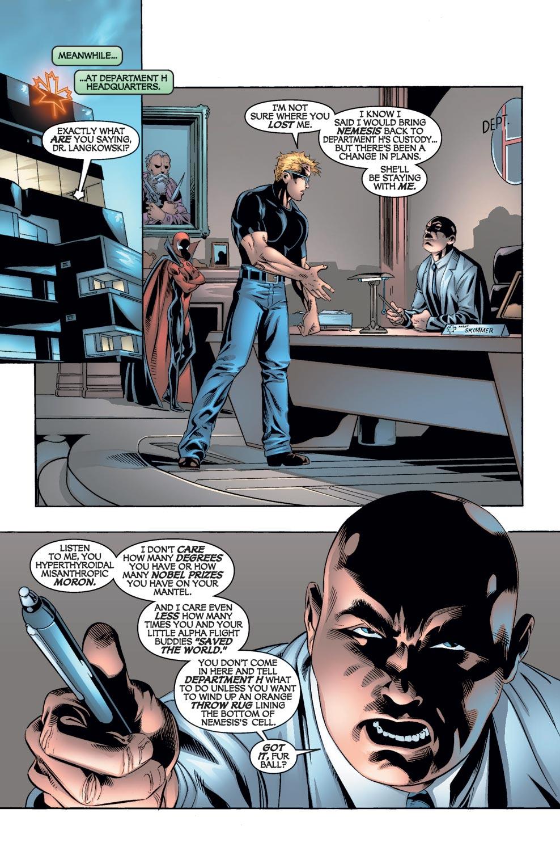 Read online Alpha Flight (2004) comic -  Issue #8 - 11