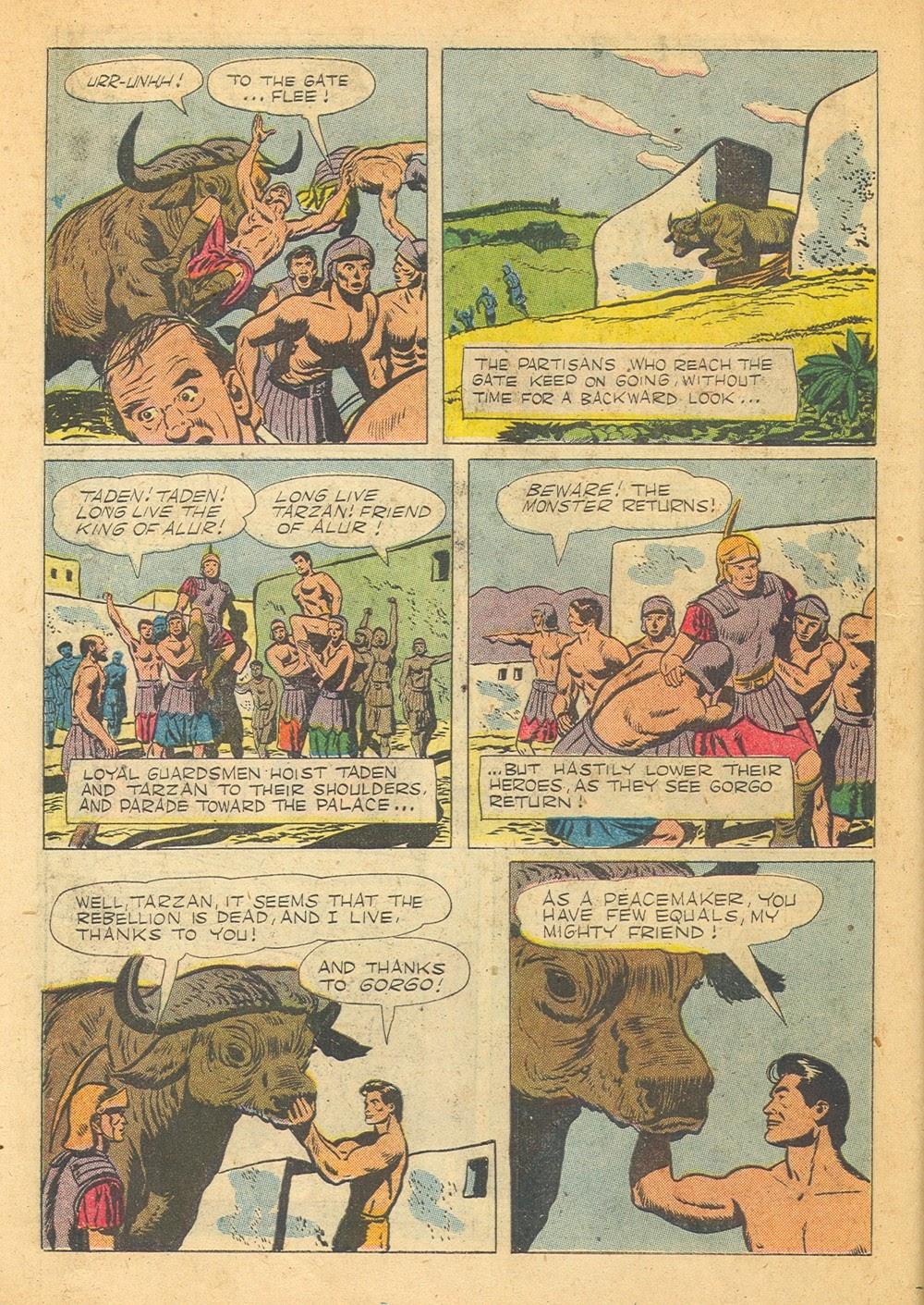 Tarzan (1948) issue 57 - Page 18