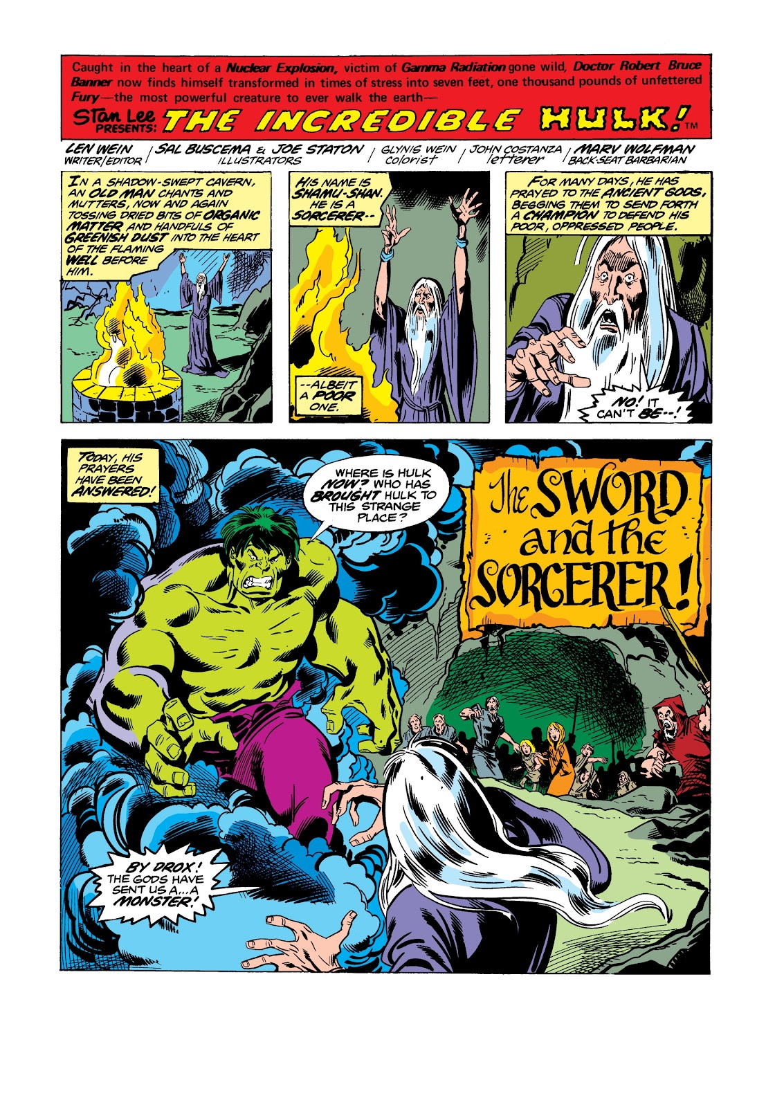 Read online Marvel Masterworks: The Incredible Hulk comic -  Issue # TPB 12 (Part 2) - 20