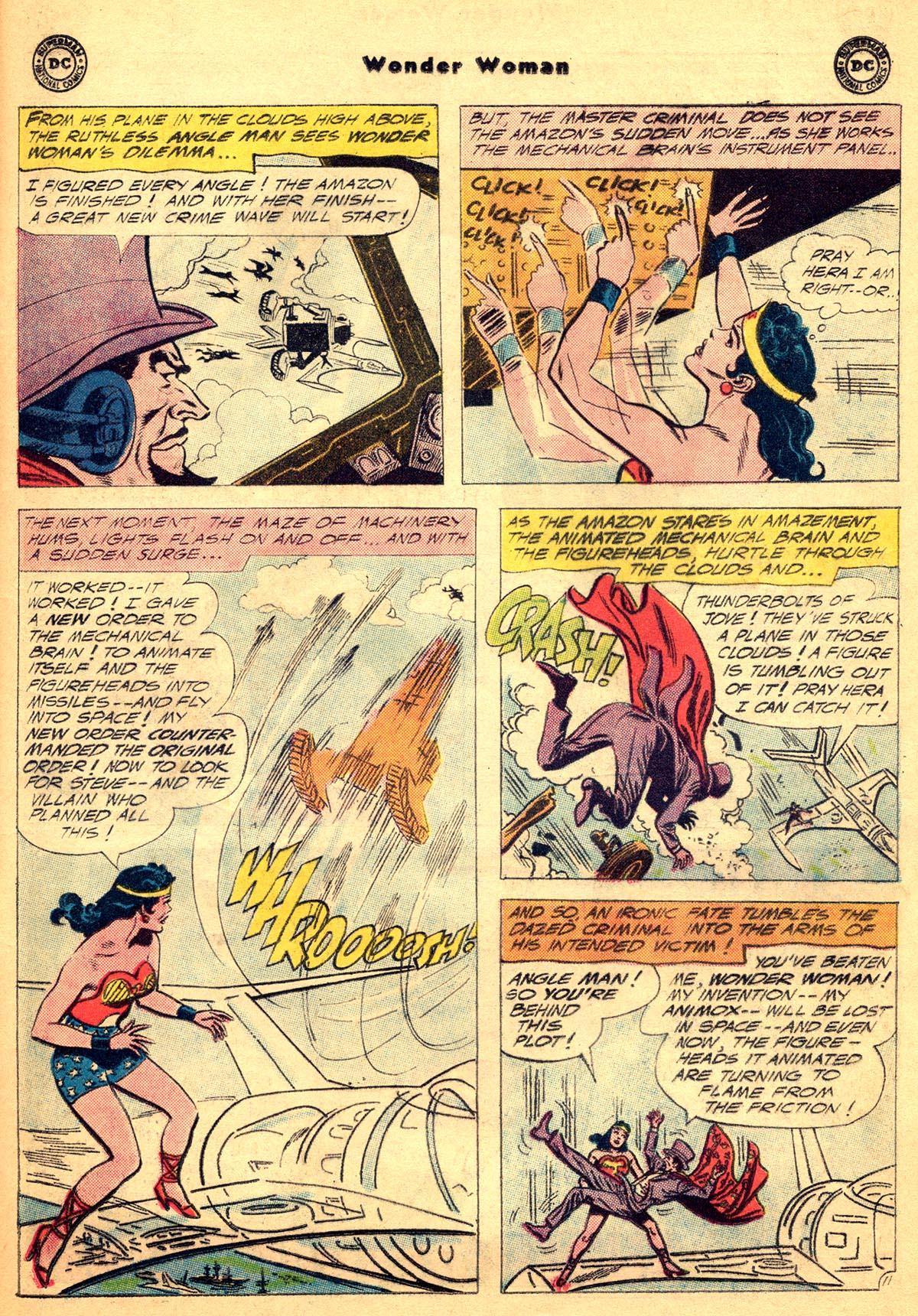 Read online Wonder Woman (1942) comic -  Issue #115 - 13