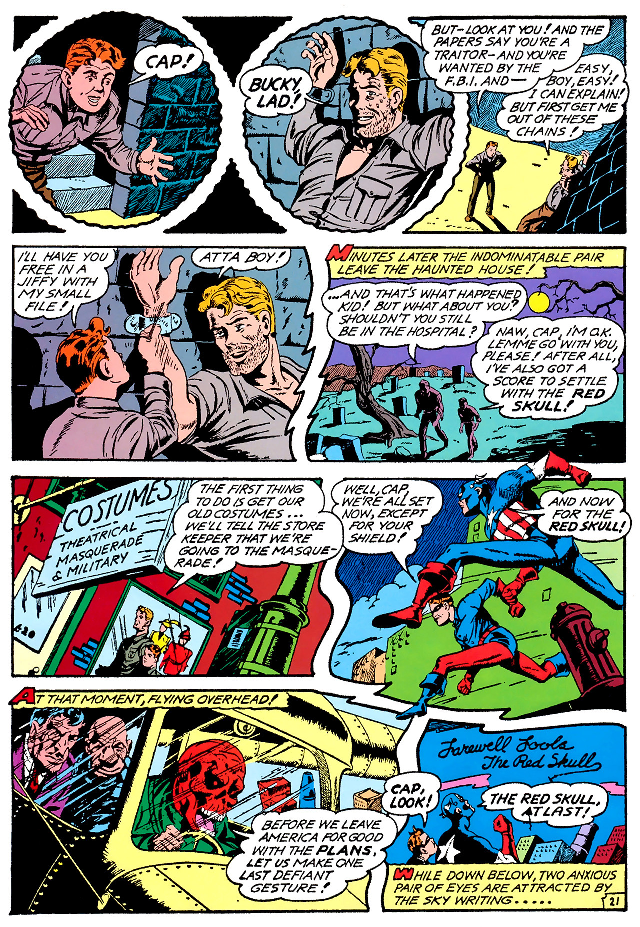 Captain America (1968) 600 Page 87