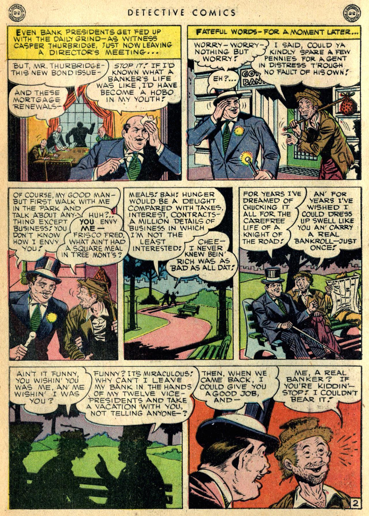 Read online Detective Comics (1937) comic -  Issue #98 - 4