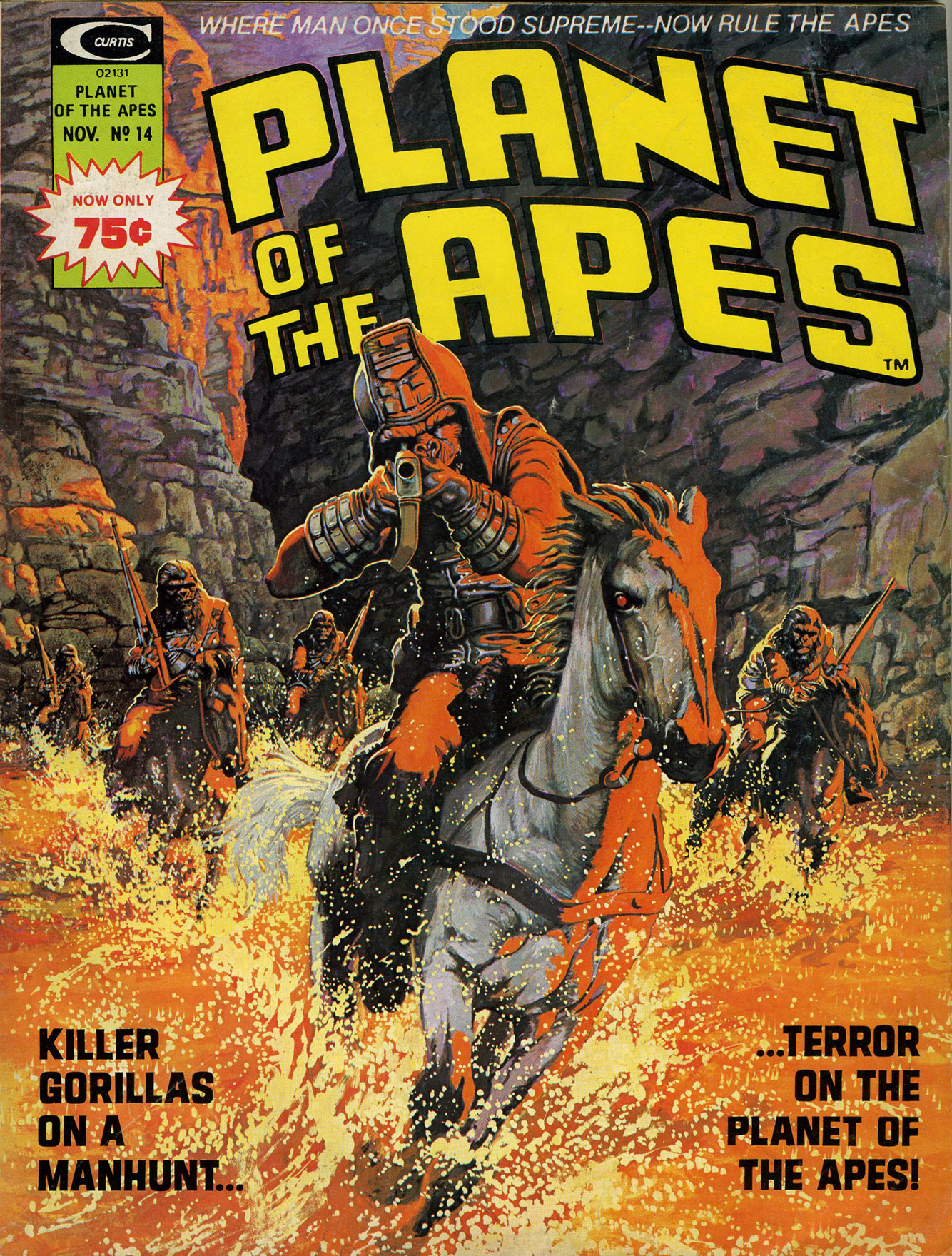 Planet of the Apes (1974) 14 Page 1