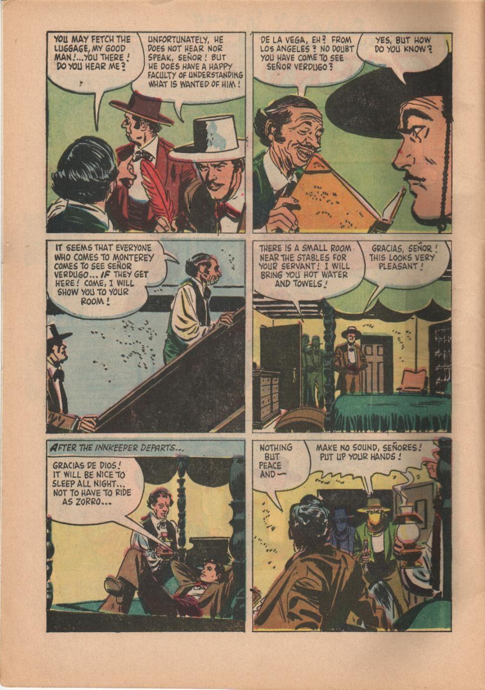Zorro (1966) issue 5 - Page 4