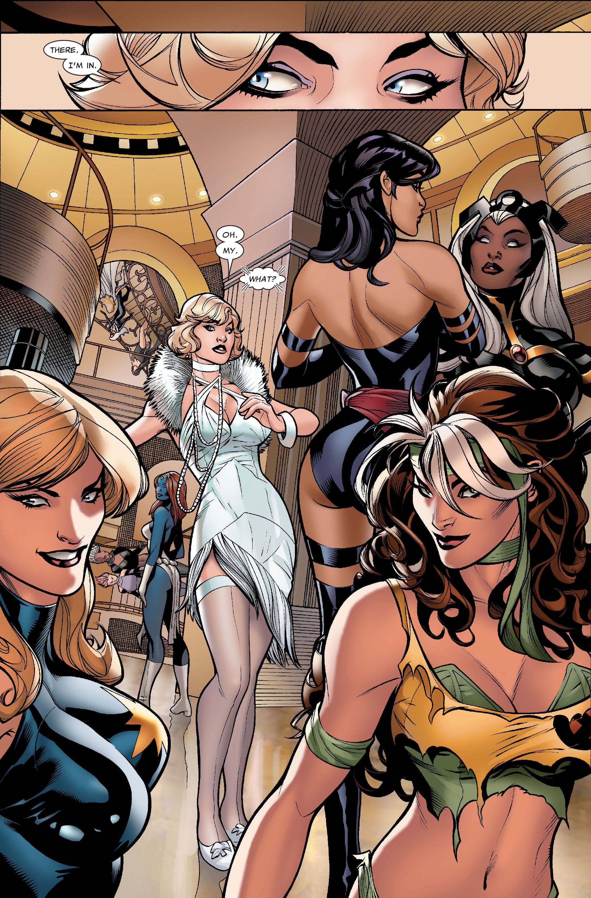 Read online Uncanny X-Men (1963) comic -  Issue #504 - 9