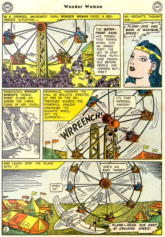 Read online Wonder Woman (1942) comic -  Issue #80 - 14