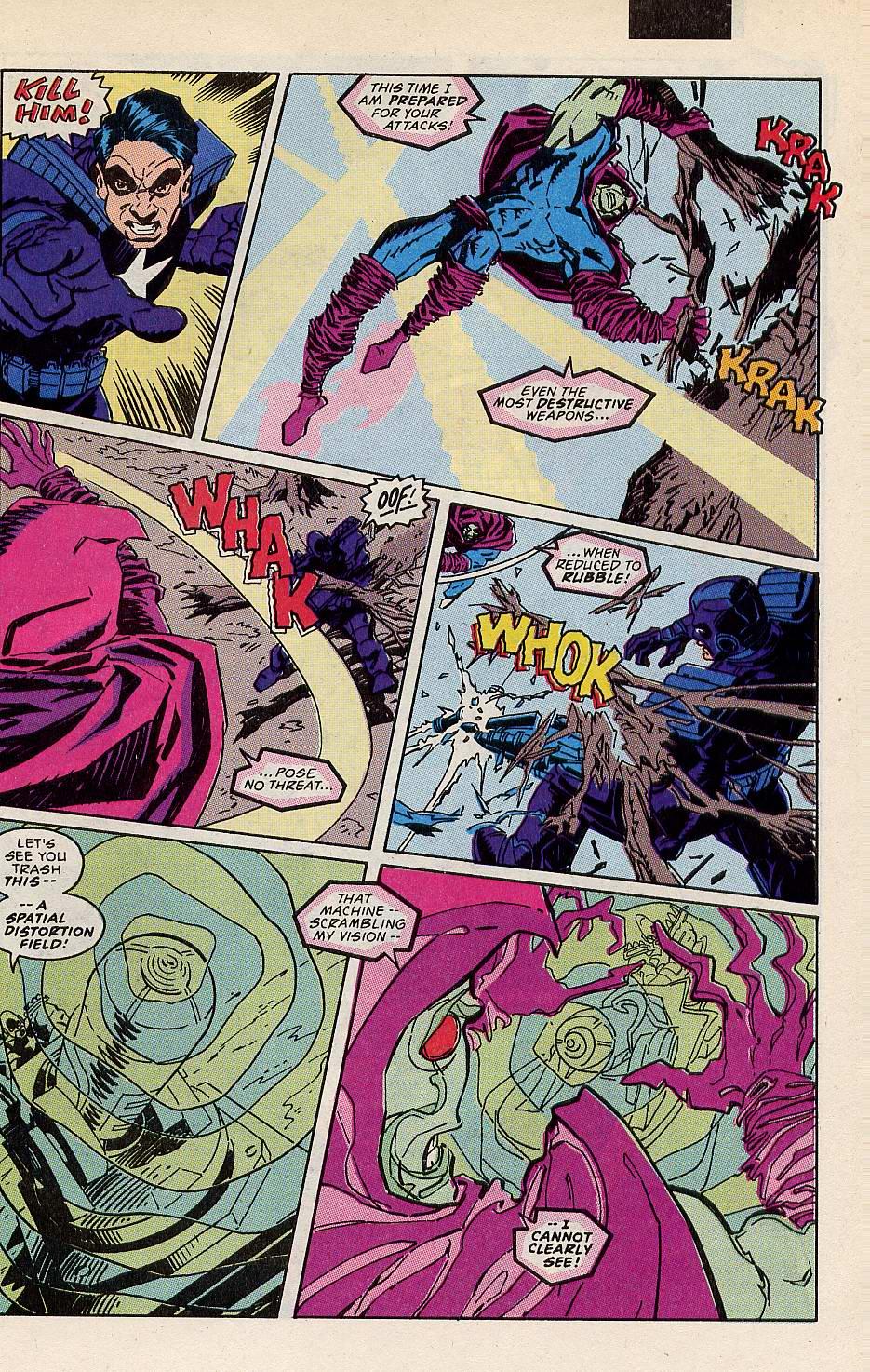 Read online Sleepwalker comic -  Issue #10 - 18