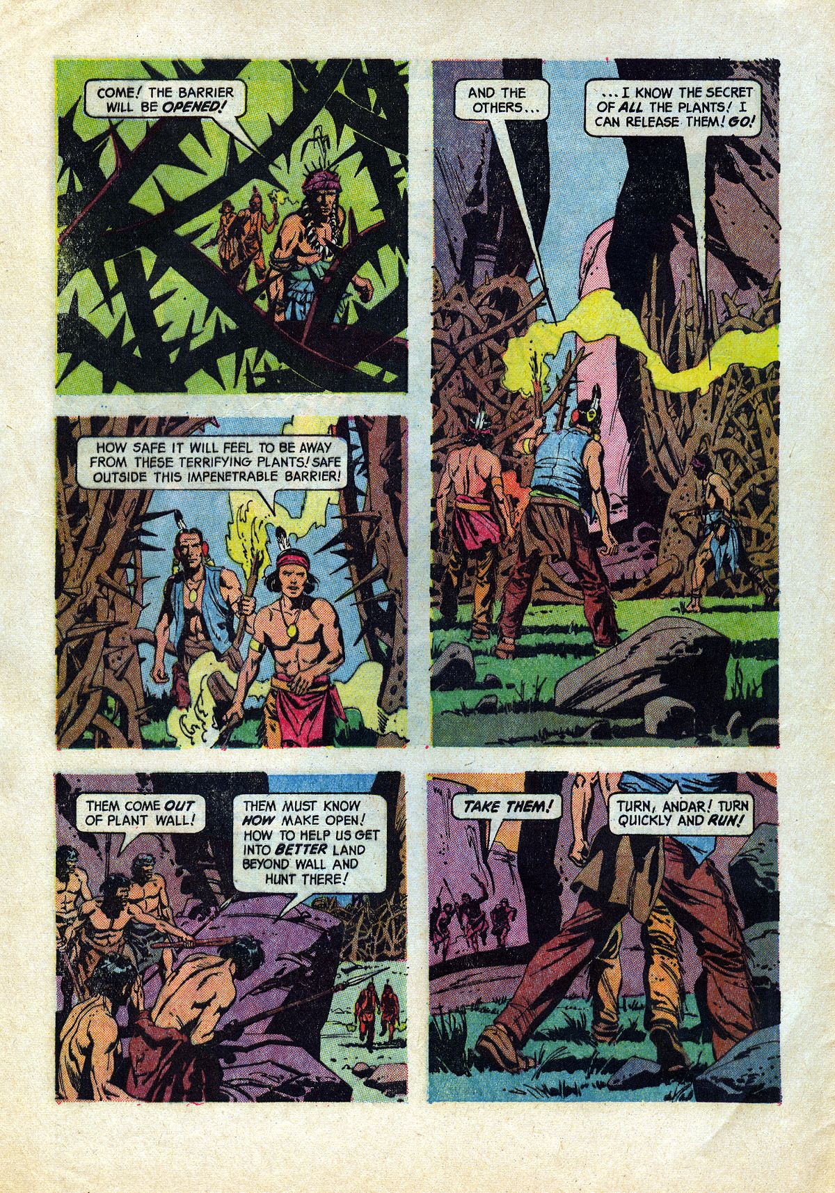 Read online Turok, Son of Stone comic -  Issue #45 - 32