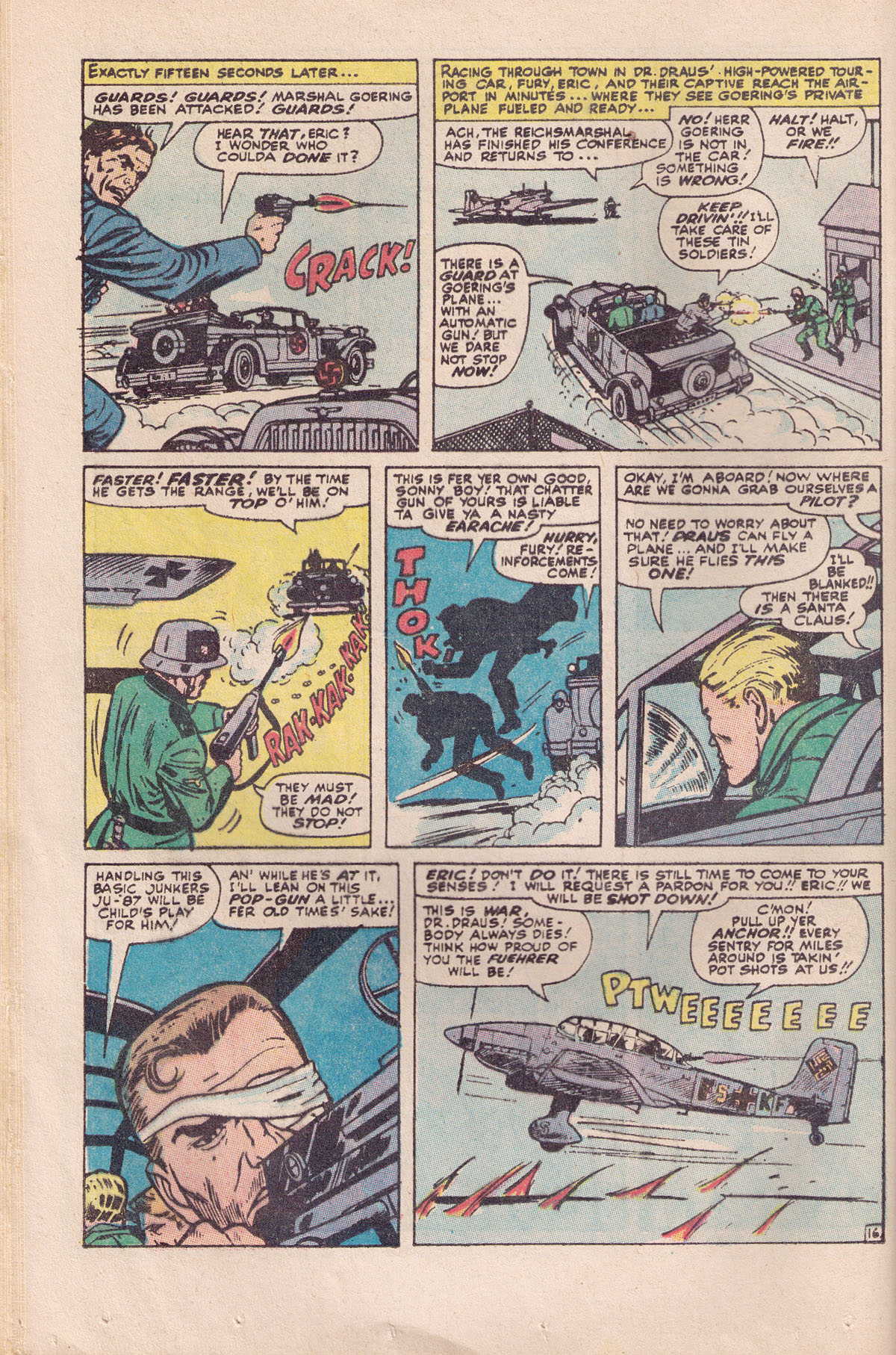 Read online Sgt. Fury comic -  Issue #89 - 24