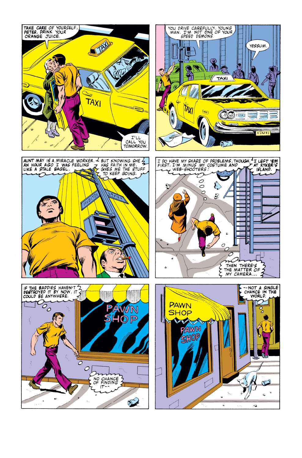 The Amazing Spider-Man (1963) 219 Page 12