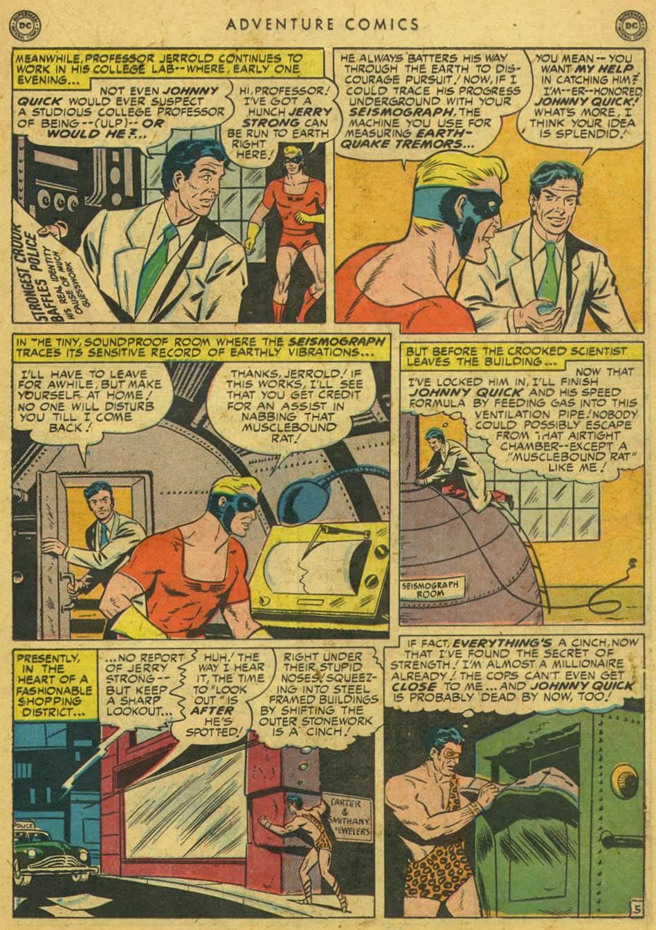 Read online Adventure Comics (1938) comic -  Issue #164 - 21