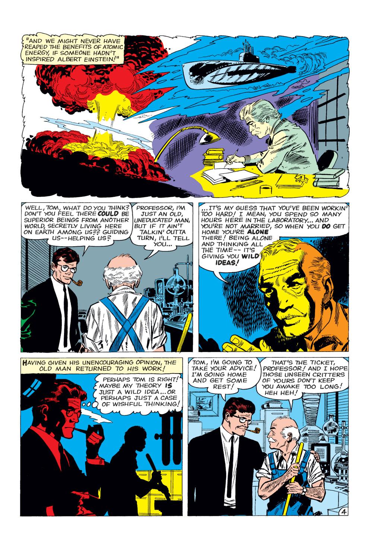 Read online Amazing Adventures (1961) comic -  Issue #5 - 19