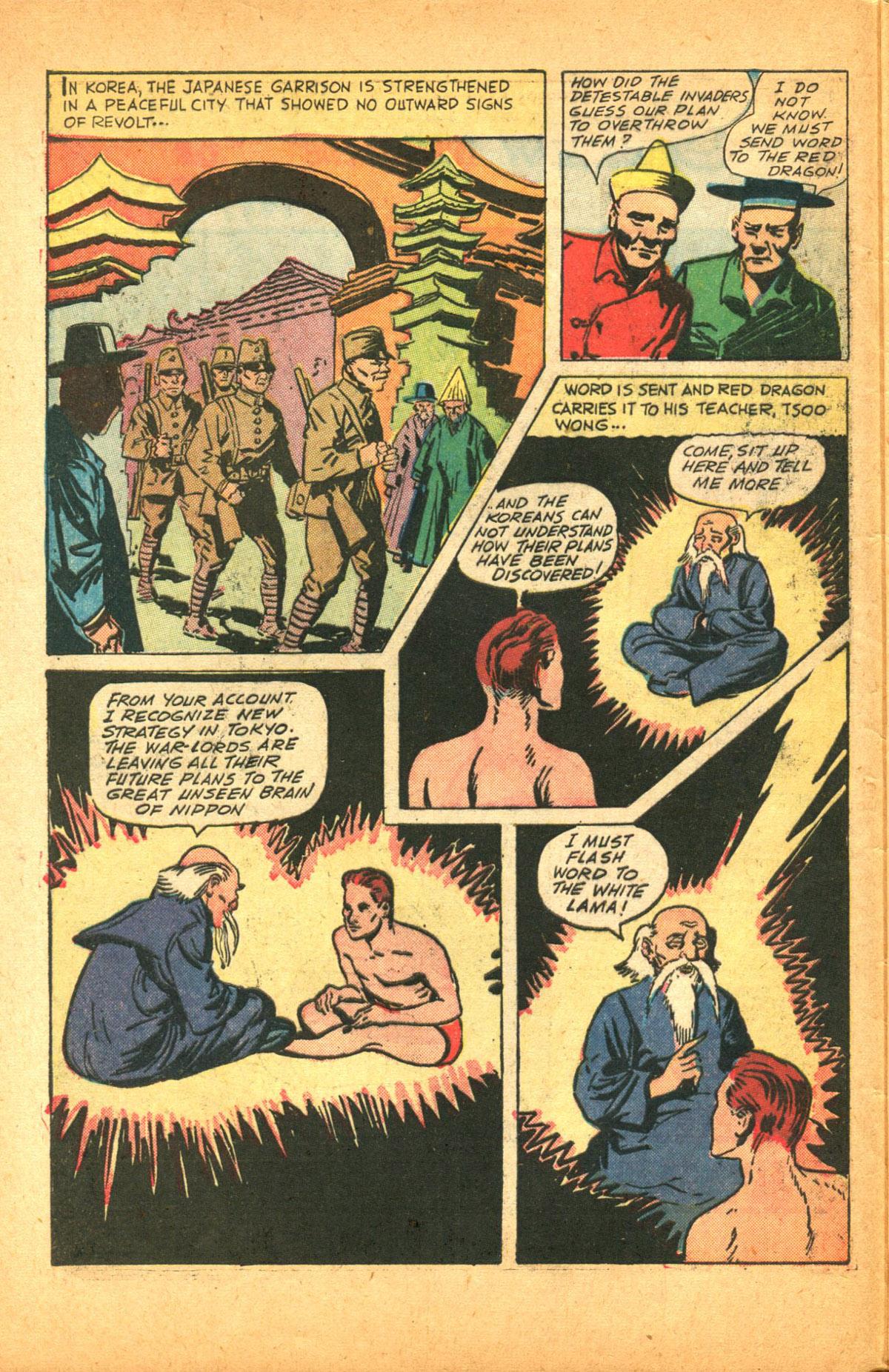 Read online Shadow Comics comic -  Issue #38 - 4
