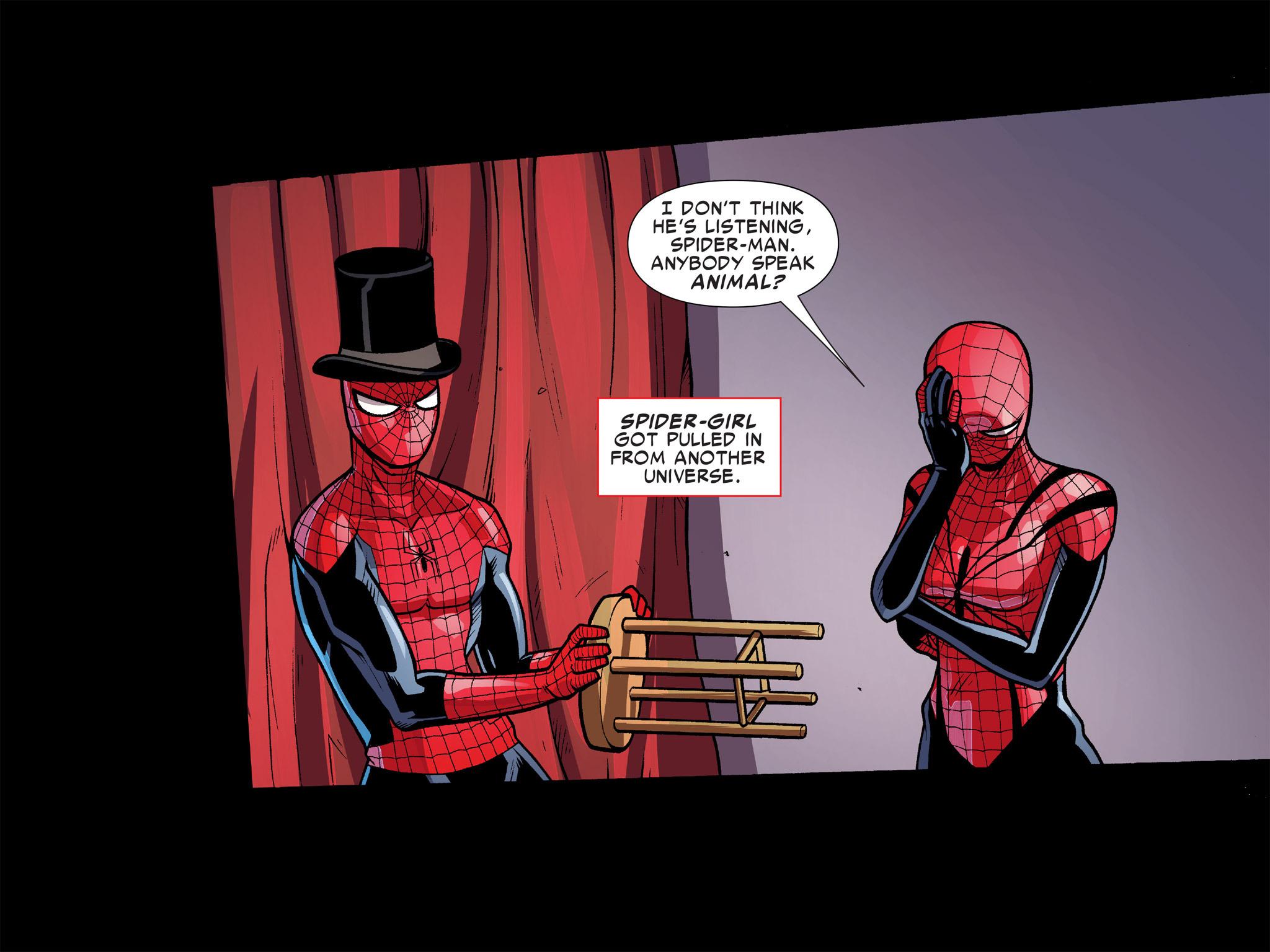 Read online Ultimate Spider-Man (Infinite Comics) (2016) comic -  Issue #10 - 3