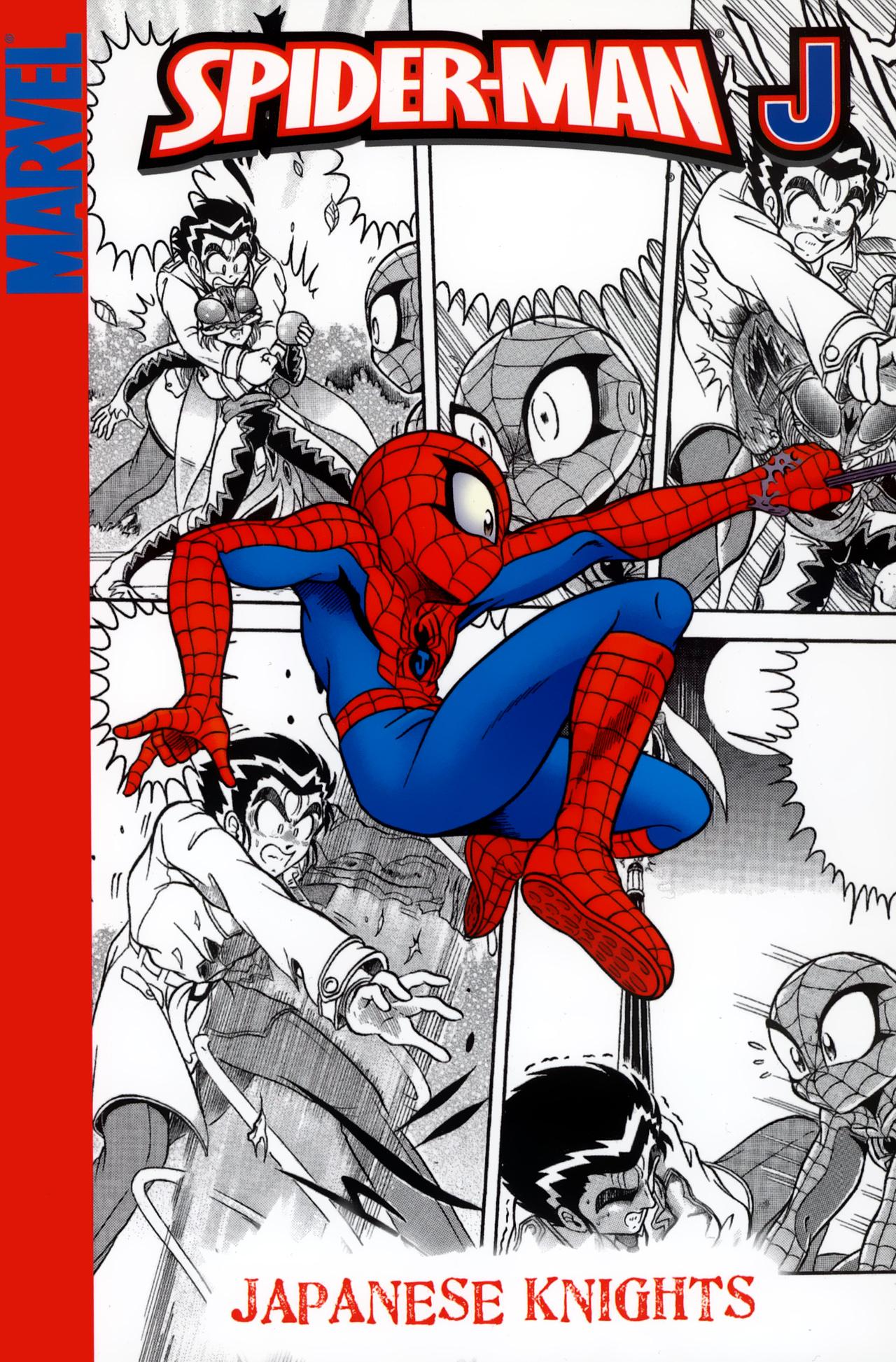 Spider-Man J TPB_1 Page 1