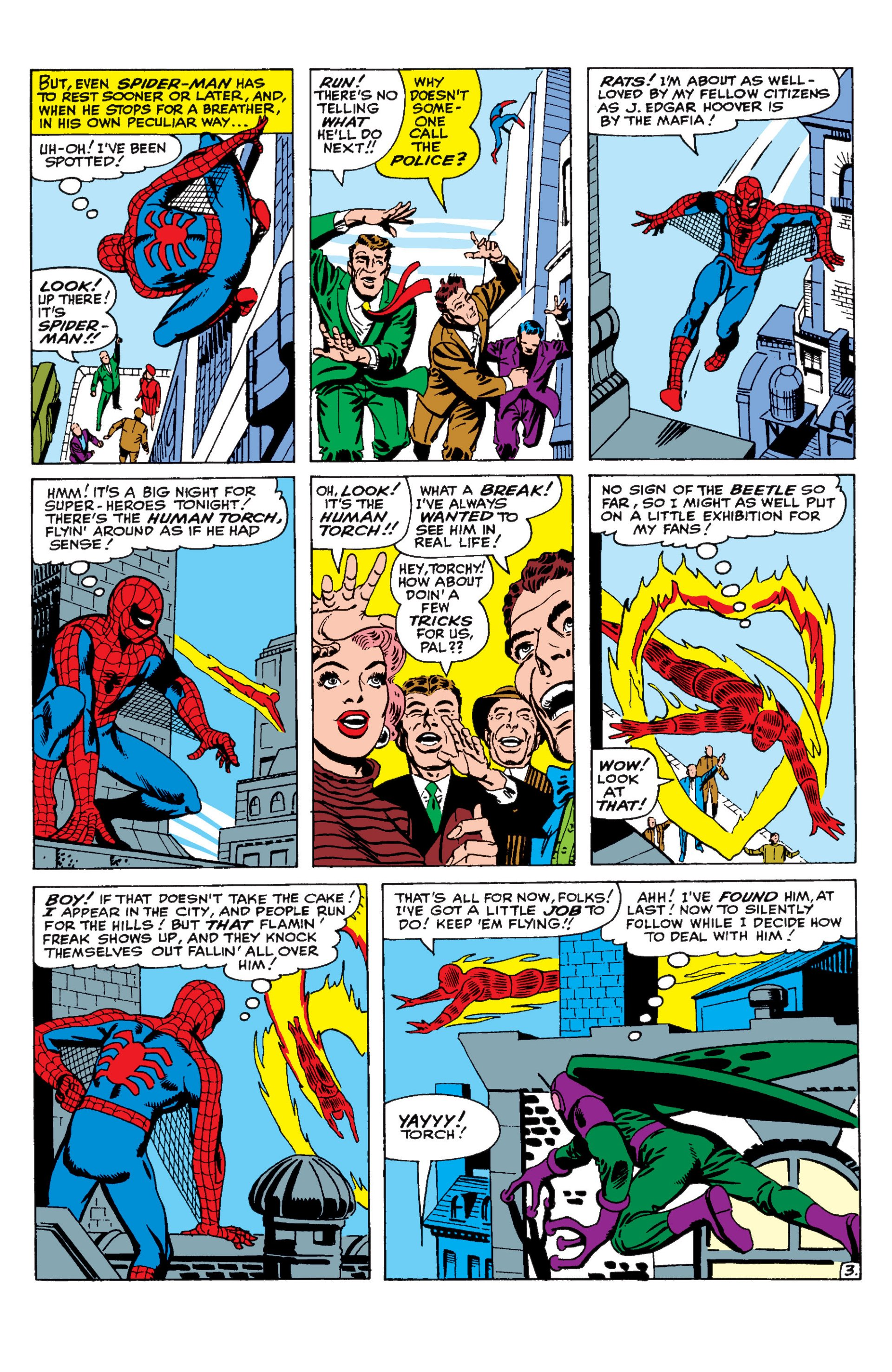 The Amazing Spider-Man (1963) 21 Page 3