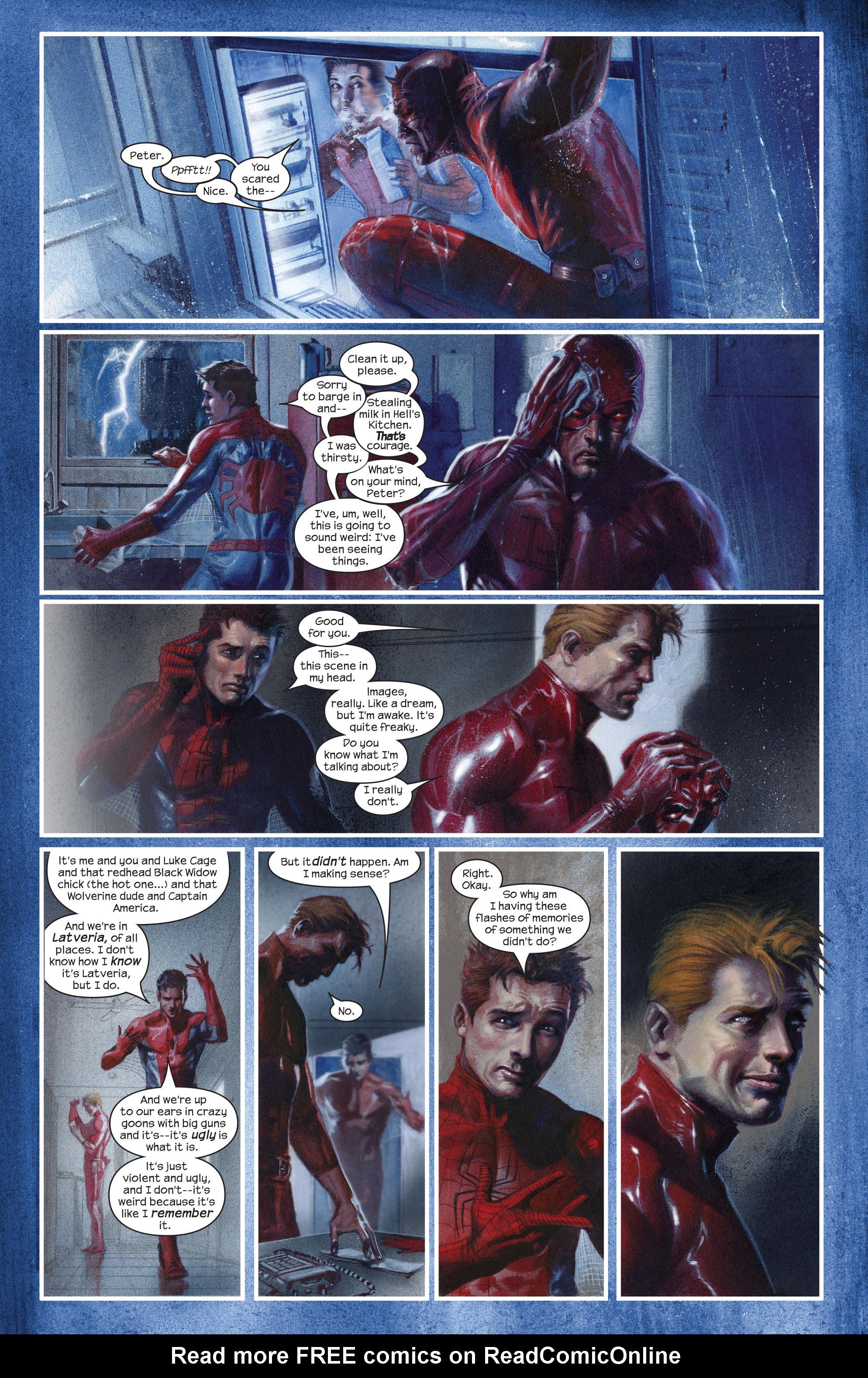 Read online Secret War comic -  Issue # Full - 60