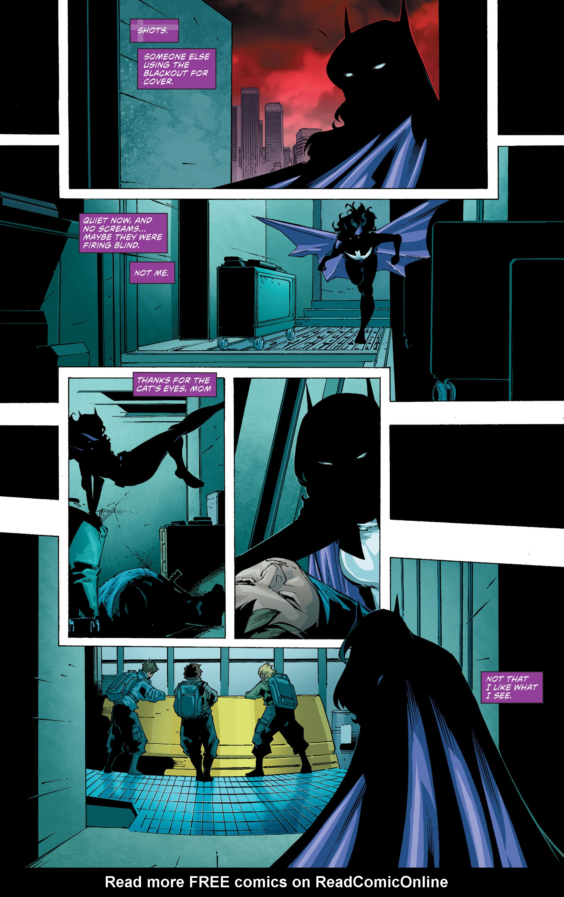 Read online Worlds' Finest comic -  Issue #23 - 12