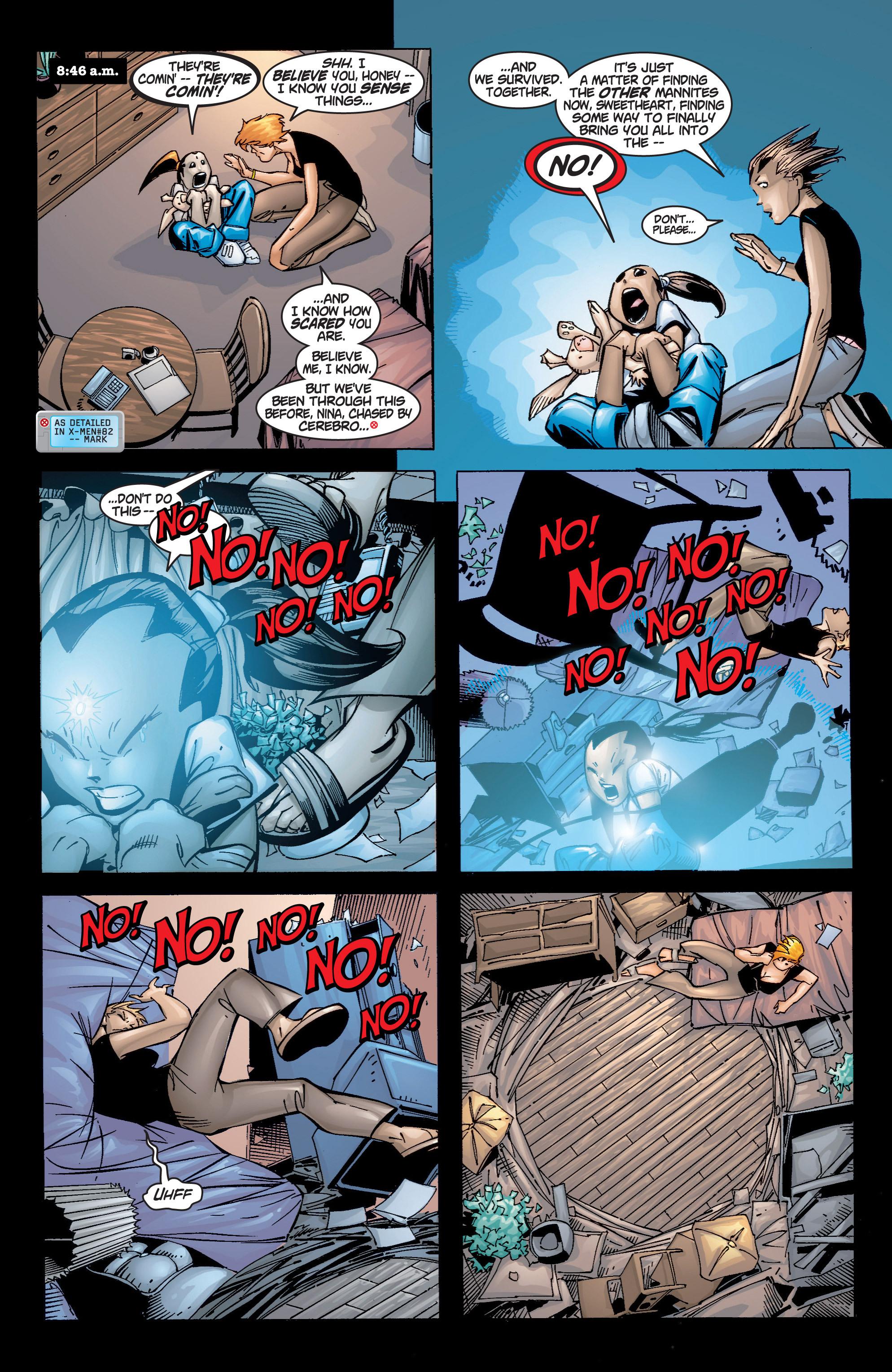 Read online Uncanny X-Men (1963) comic -  Issue #372 - 10