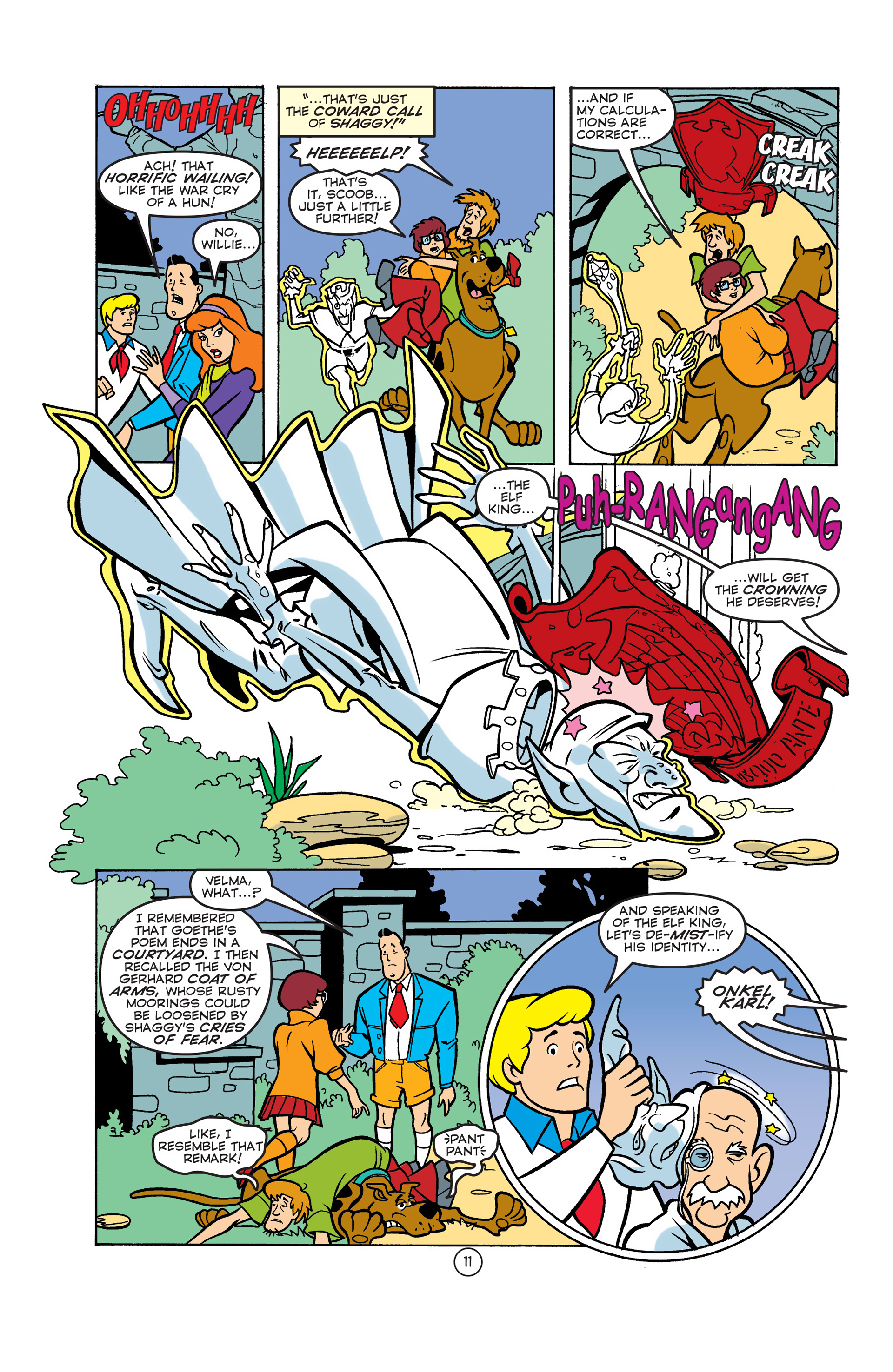 Read online Scooby-Doo (1997) comic -  Issue #49 - 21