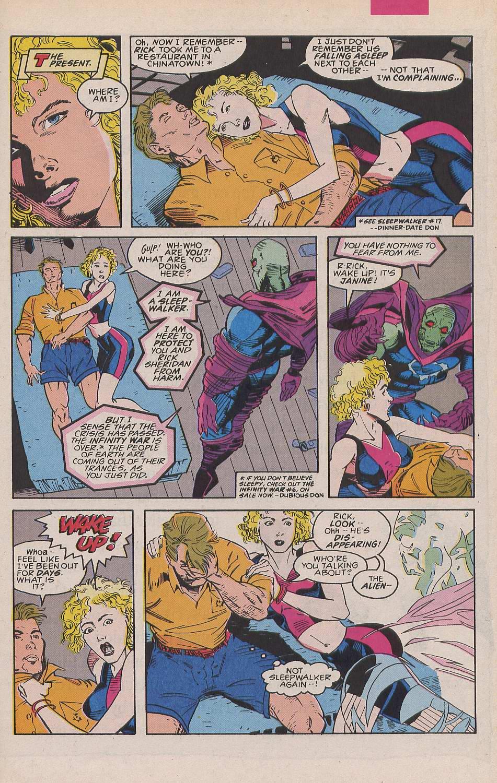 Read online Sleepwalker comic -  Issue #19 - 6