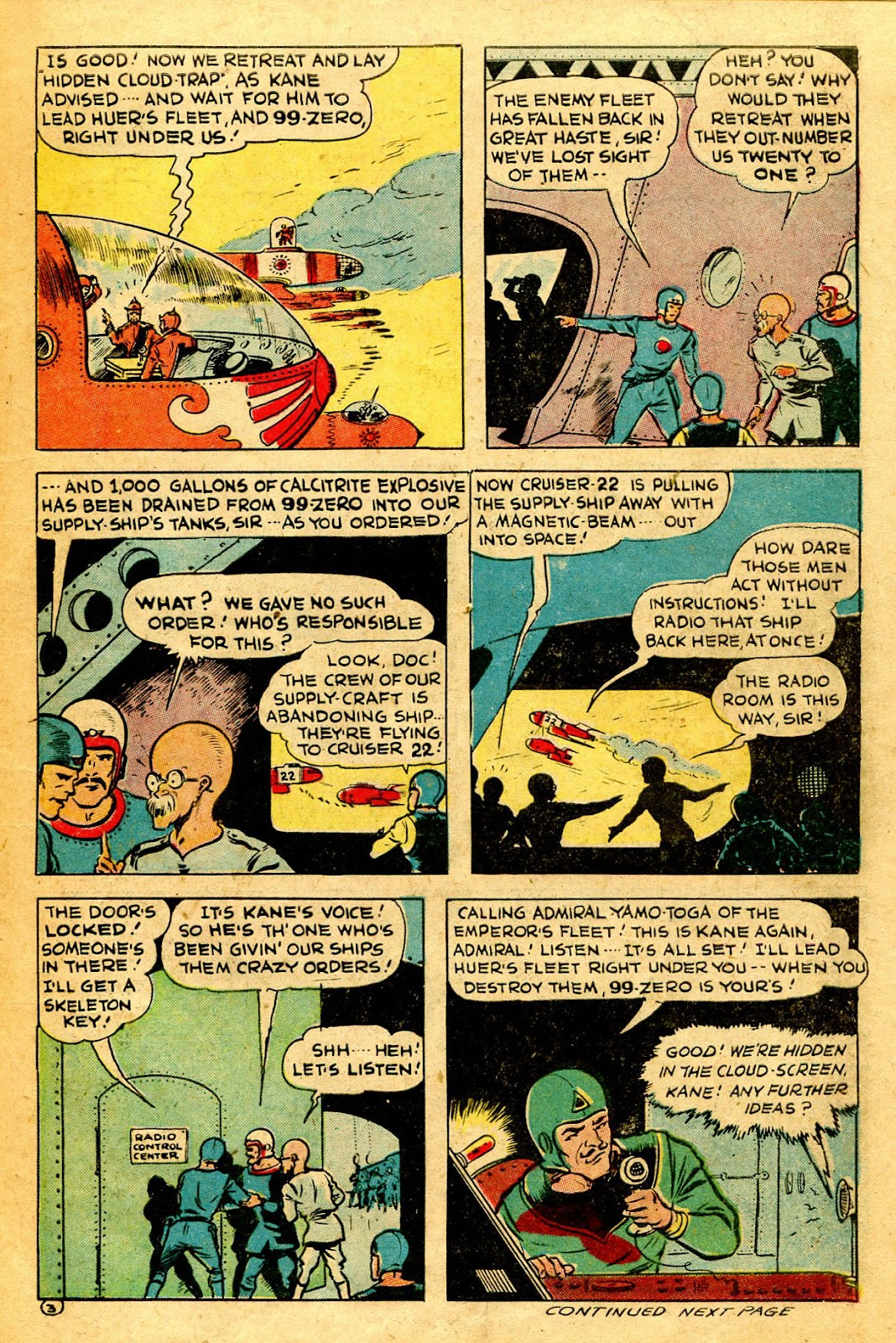 Read online Famous Funnies comic -  Issue #126 - 7