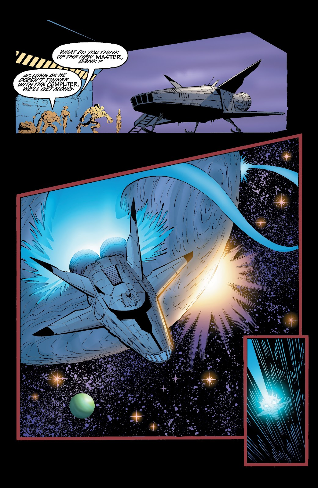 Read online Star Wars Legends: Rise of the Sith - Epic Collection comic -  Issue # TPB 2 (Part 1) - 88