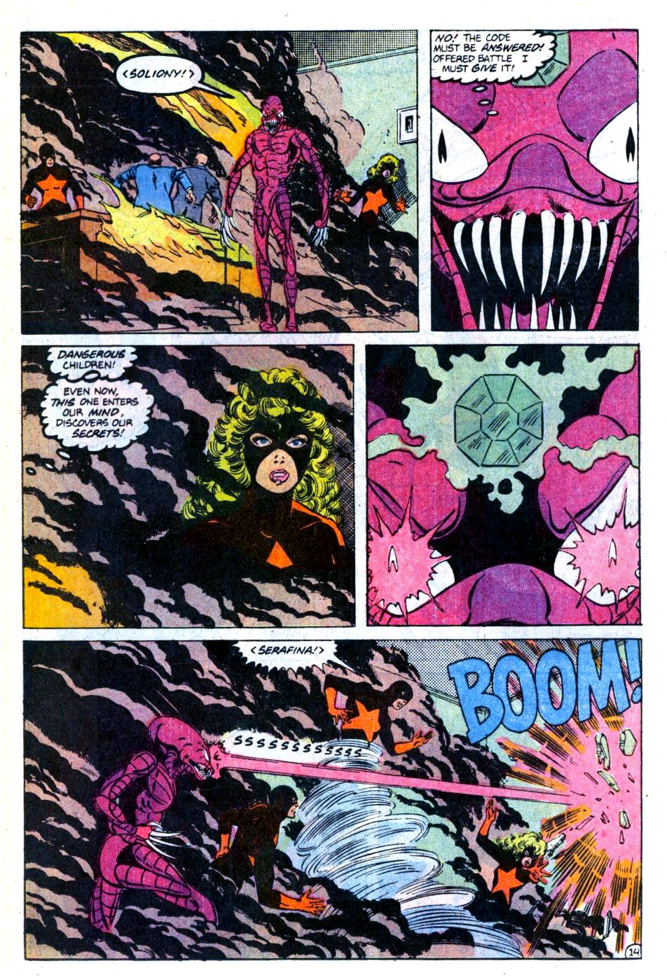 Firestorm, the Nuclear Man issue 73 - Page 15