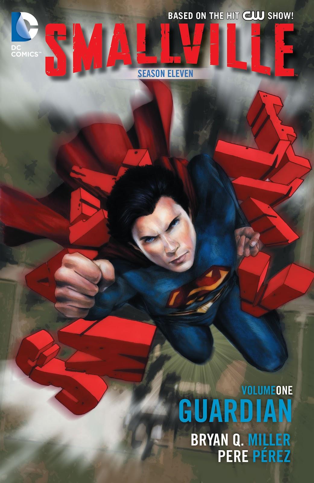 Read online Smallville Season 11 [II] comic -  Issue # TPB 1 - 1