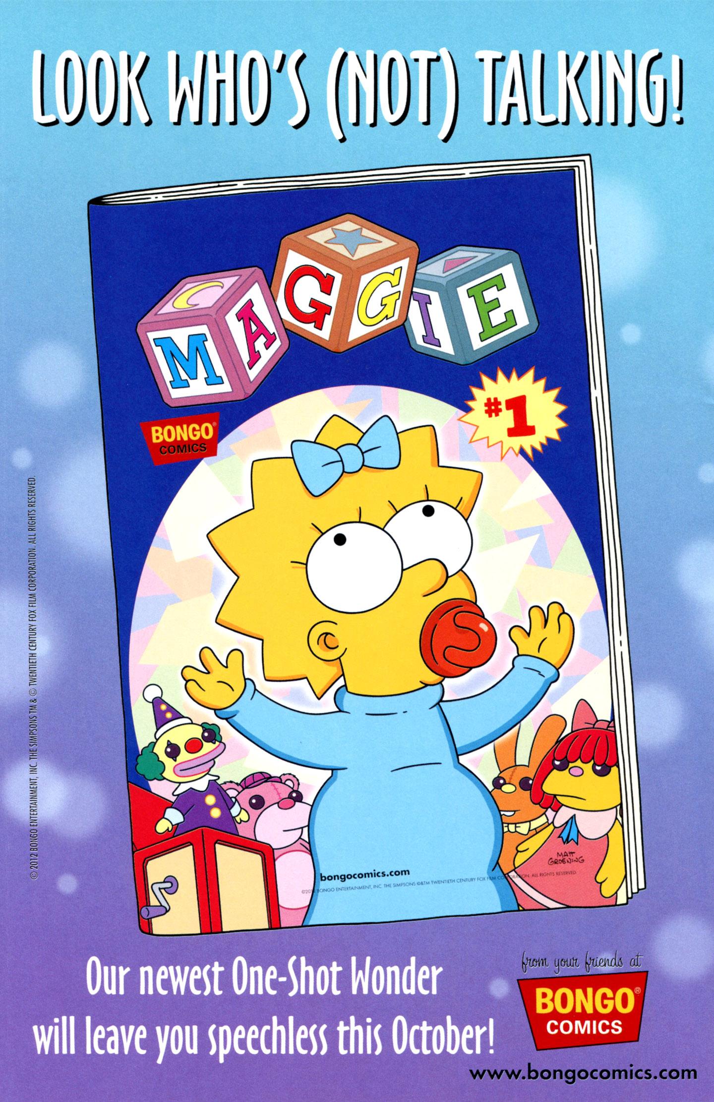 Read online Simpsons Comics Presents Bart Simpson comic -  Issue #75 - 2