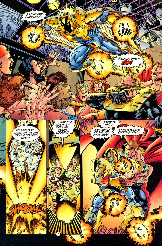 Read online UltraForce (1994) comic -  Issue #4 - 7